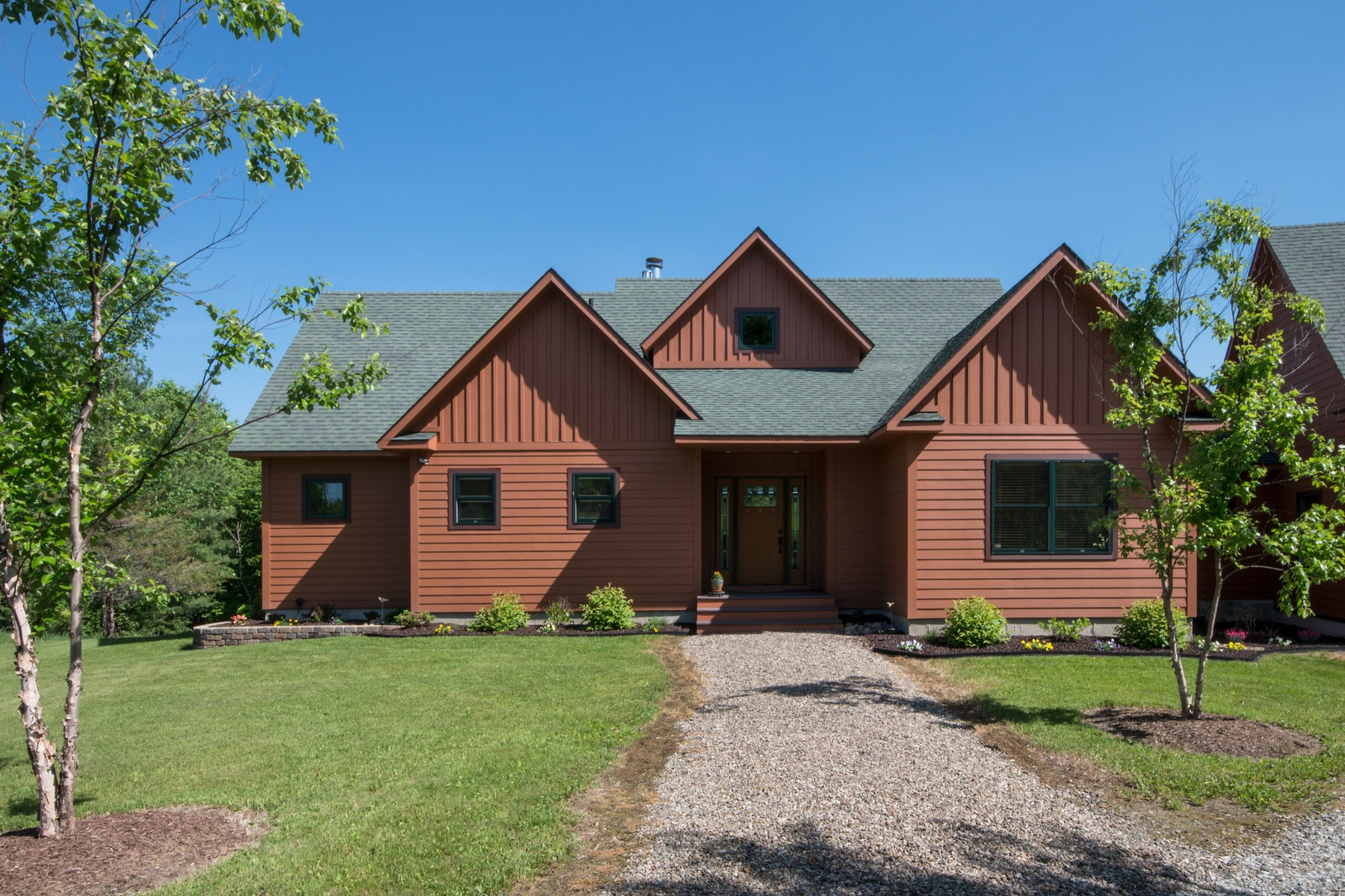 Additional photo for property listing at Custom Adirondack Country Retreat 498  Stickney Bridge Rd Jay, Нью-Йорк 12941 Соединенные Штаты
