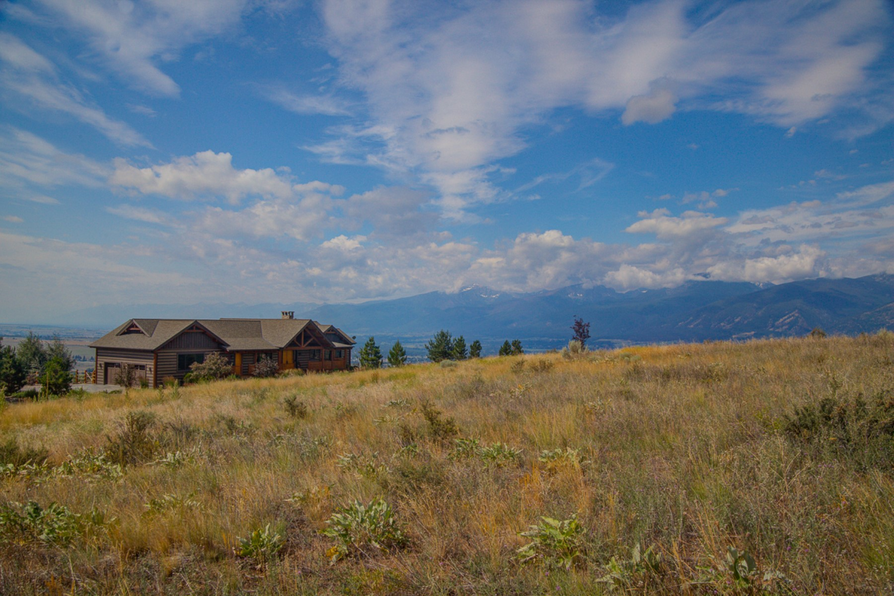 Additional photo for property listing at Sapphire Ridge Ranch 2062  Hawks Peak Dr Florence, Montana 59833 United States