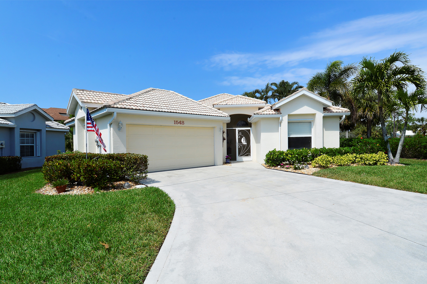 Single Family Home for Sale at EGRET POINTE - PUNTA GORDA 1548 Islamorada Blvd Punta Gorda, Florida 33955 United States