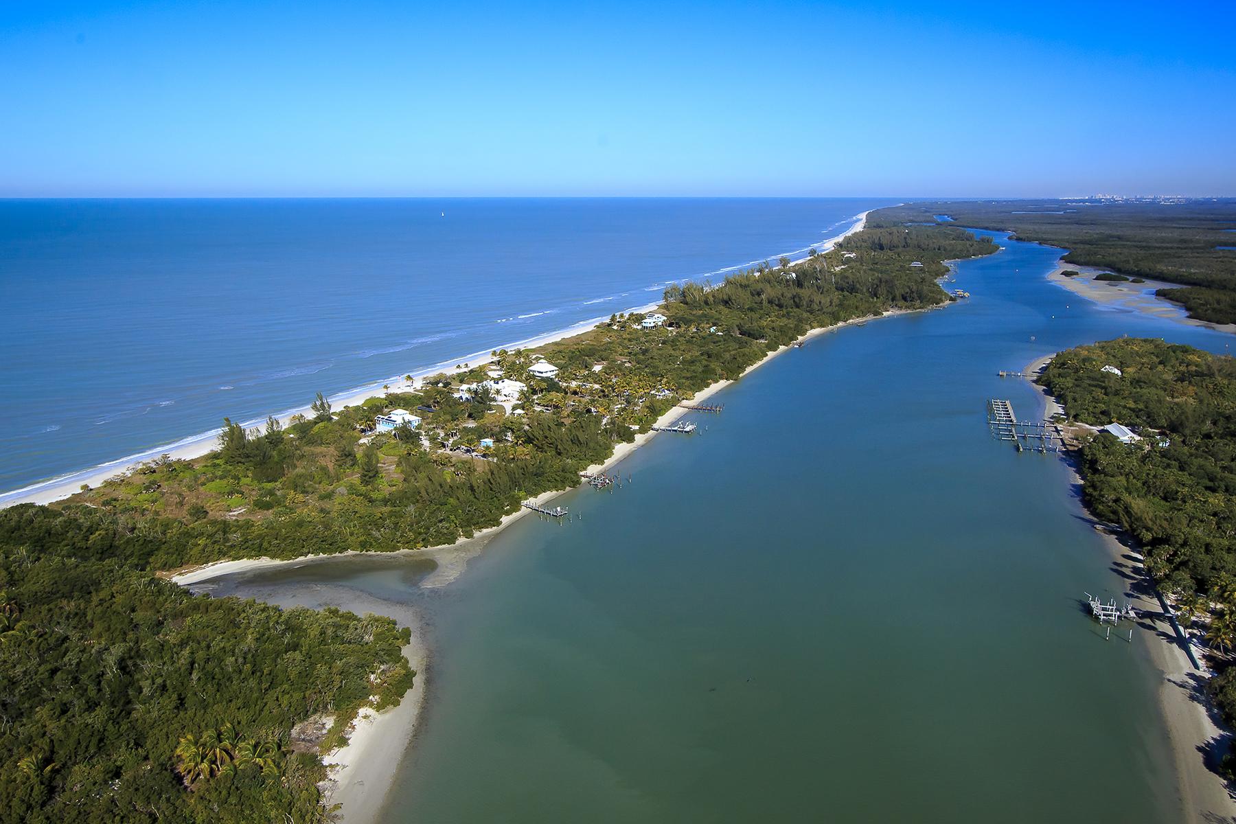 Земля для того Продажа на KEEWAYDIN ISLAND 11695 Keewaydin Naples, Флорида, 34101 Соединенные Штаты
