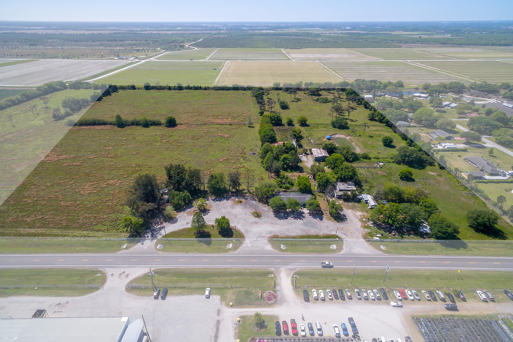 Земля для того Продажа на BRADENTON 16500 E State Rd 64 0, Bradenton, Флорида 34212 Соединенные Штаты