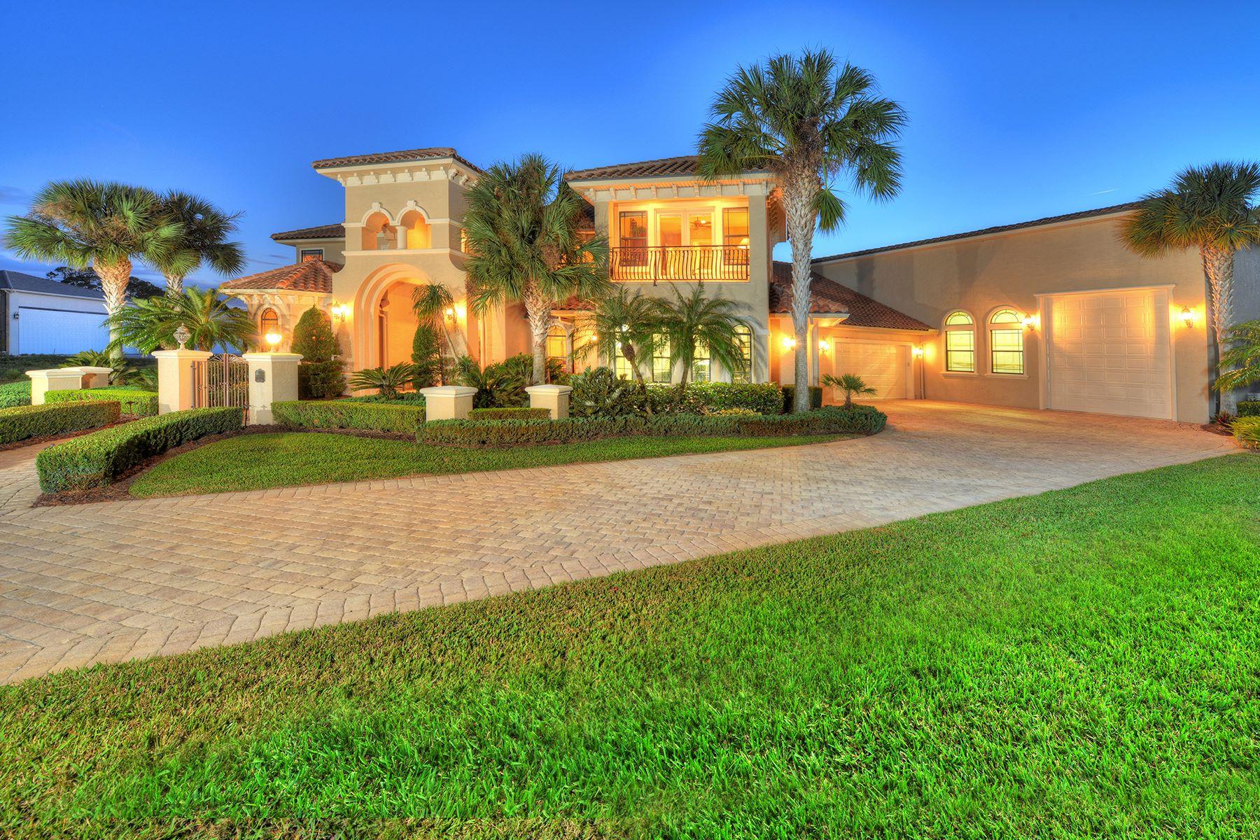 Casa para uma família para Venda às SPRUCE CREEK AND THE BEACHES 1809 Avanti Ct Port Orange, Florida, 32128 Estados Unidos