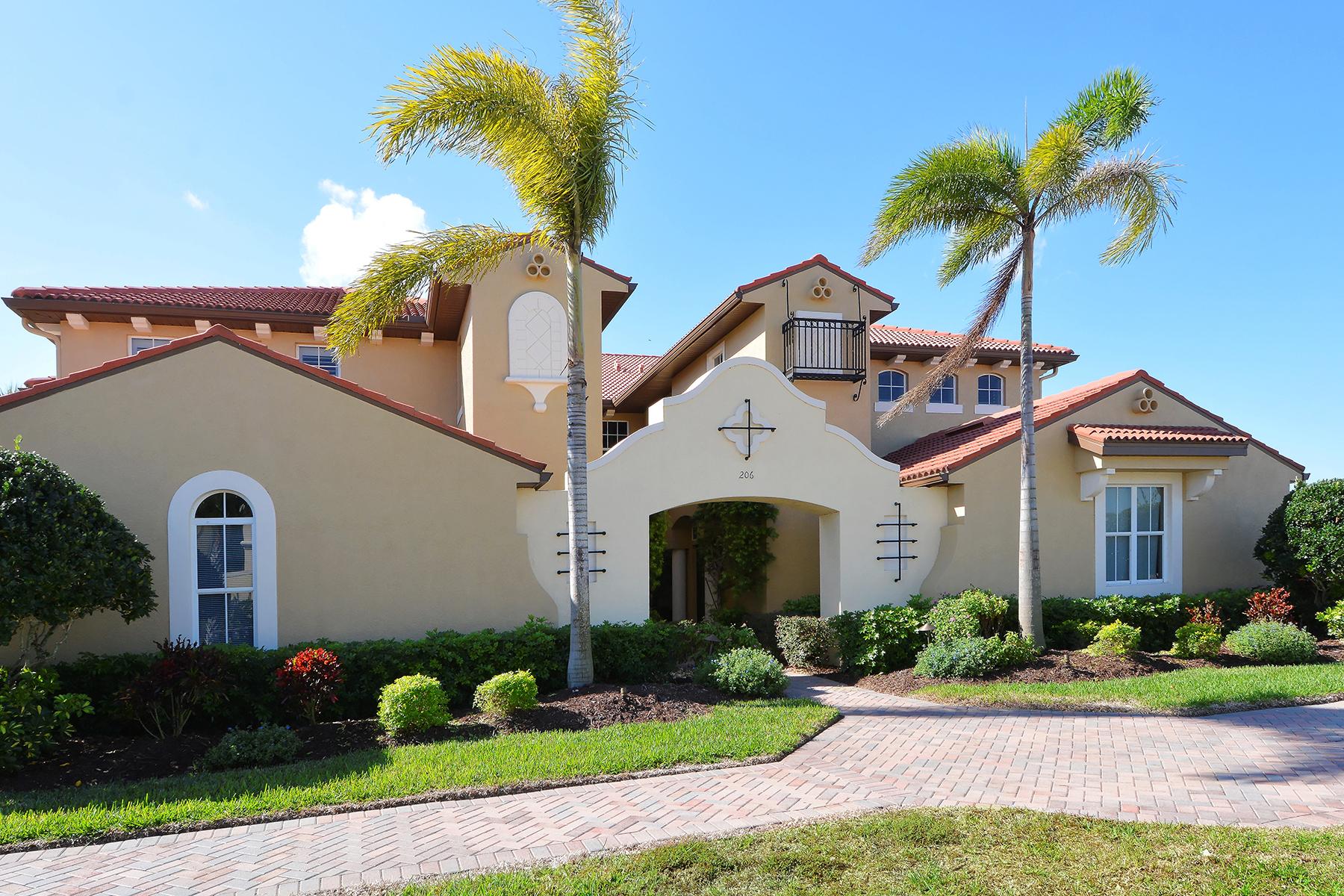 Kat Mülkiyeti için Satış at VENETIAN GOLF & RIVER CLUB 206 Bella Vista Terr 29D North Venice, Florida, 34275 Amerika Birleşik Devletleri