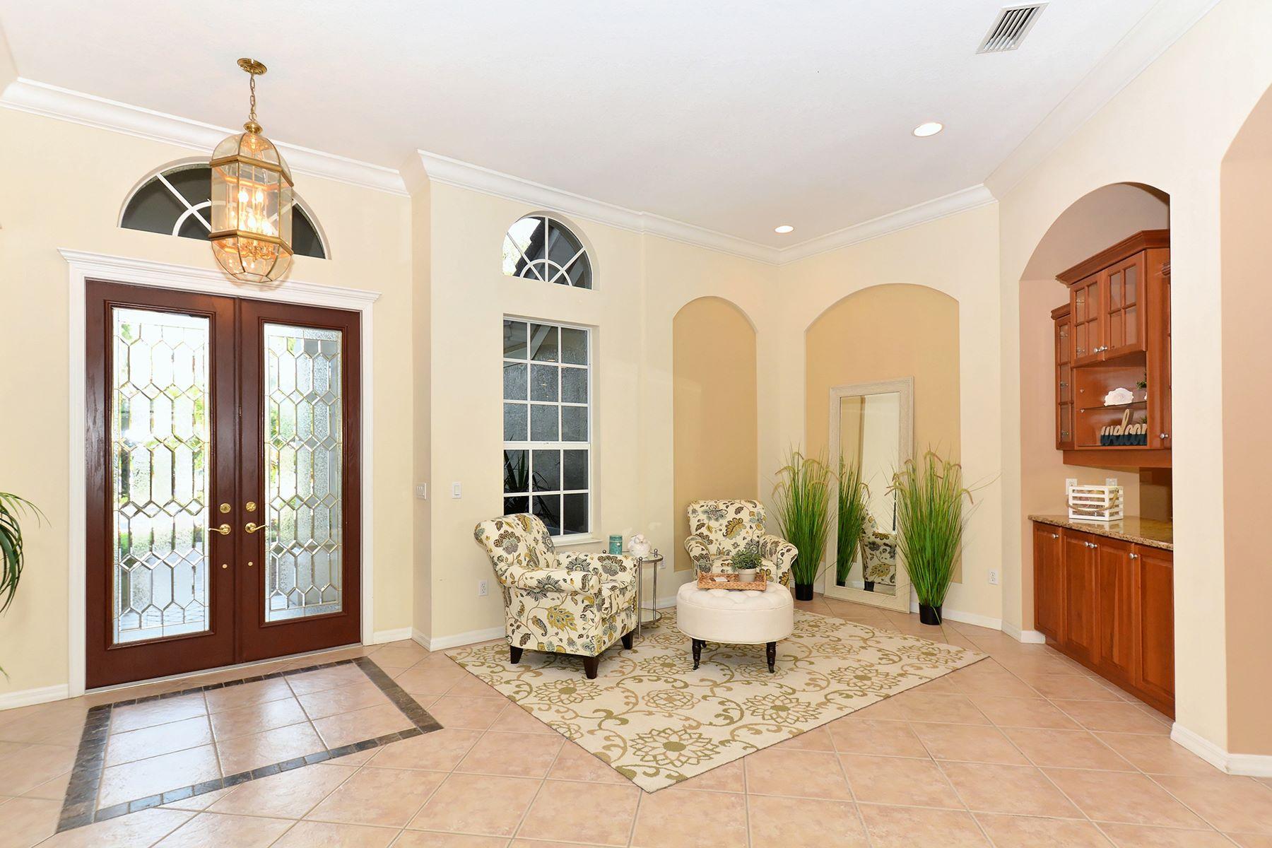 Maison unifamiliale pour l Vente à LAKEWOOD RANCH 13404 Blythefield Terr Lakewood Ranch, Florida, 34202 États-Unis