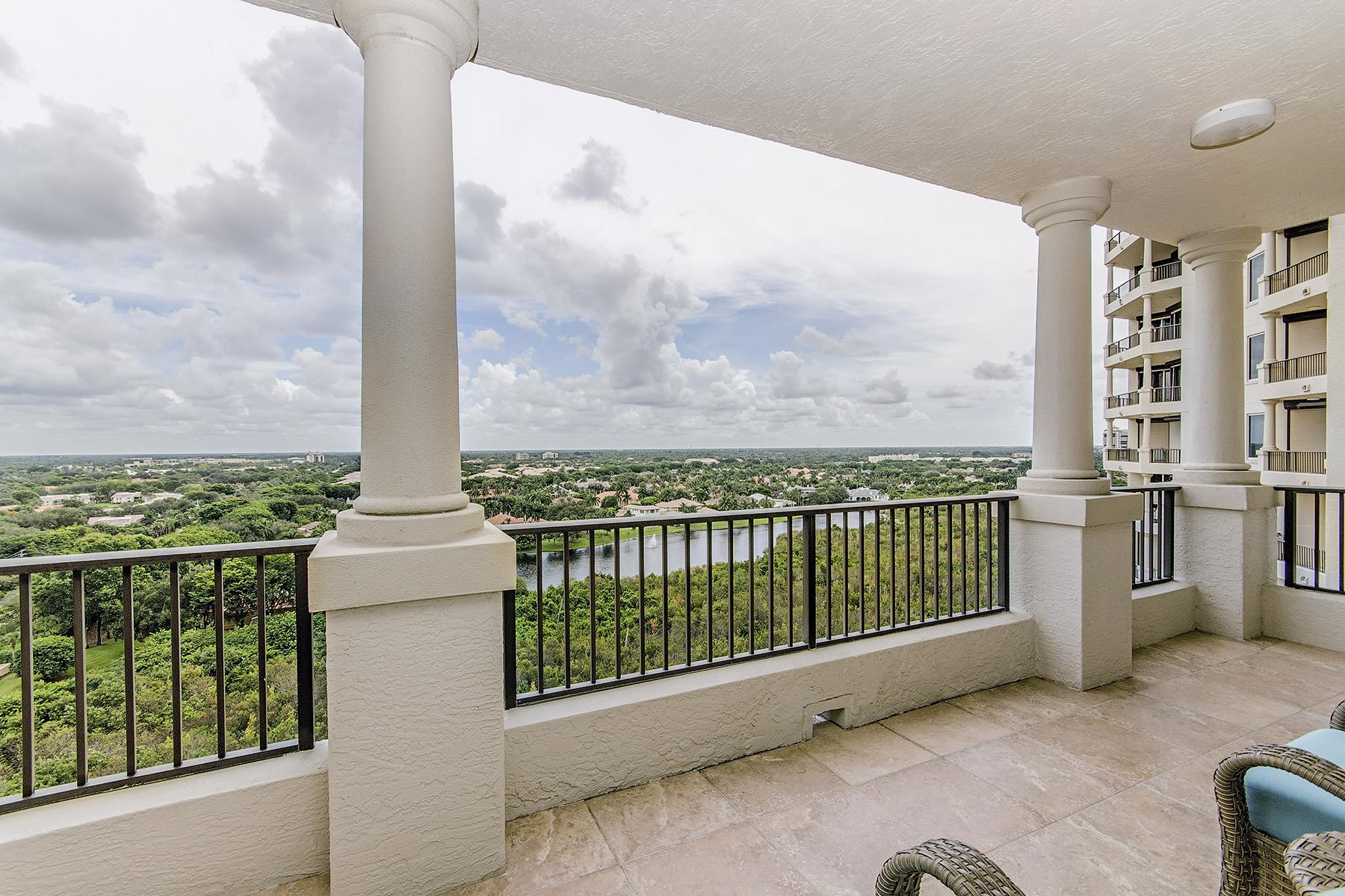 共管式独立产权公寓 为 出租 在 BAY COLONY - TRIESTE 8787 Bay Colony Dr 1404 那不勒斯, 佛罗里达州 34108 美国