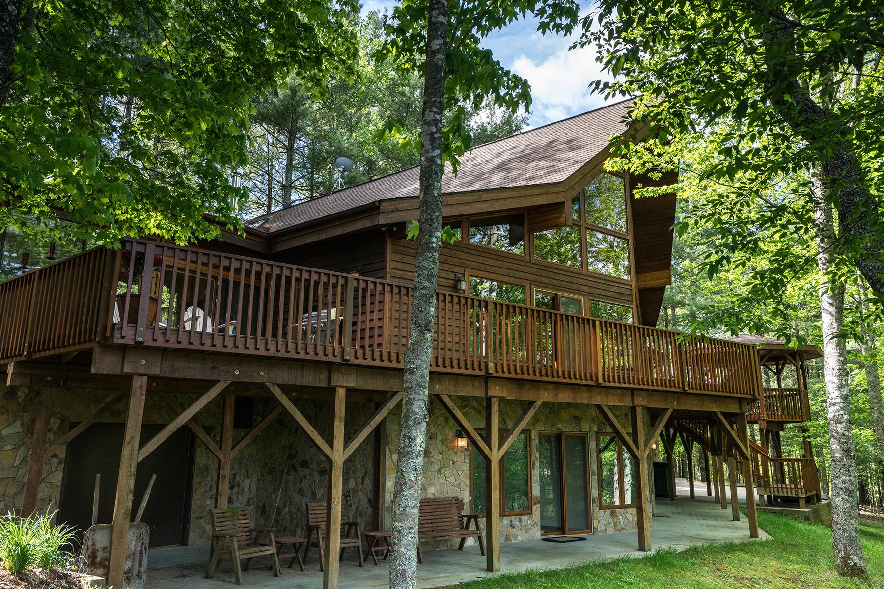 Villa per Vendita alle ore CRUMPLER - THE RIDGE AT CHESTNUT HILL 154-158 Sessums Lane Crumpler, Carolina Del Nord, 28617 Stati Uniti