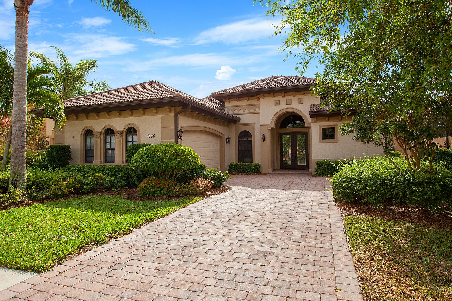 獨棟家庭住宅 為 出售 在 LELY RESORT - LELY RESORT 7664 Sussex Ct Naples, 佛羅里達州, 34113 美國