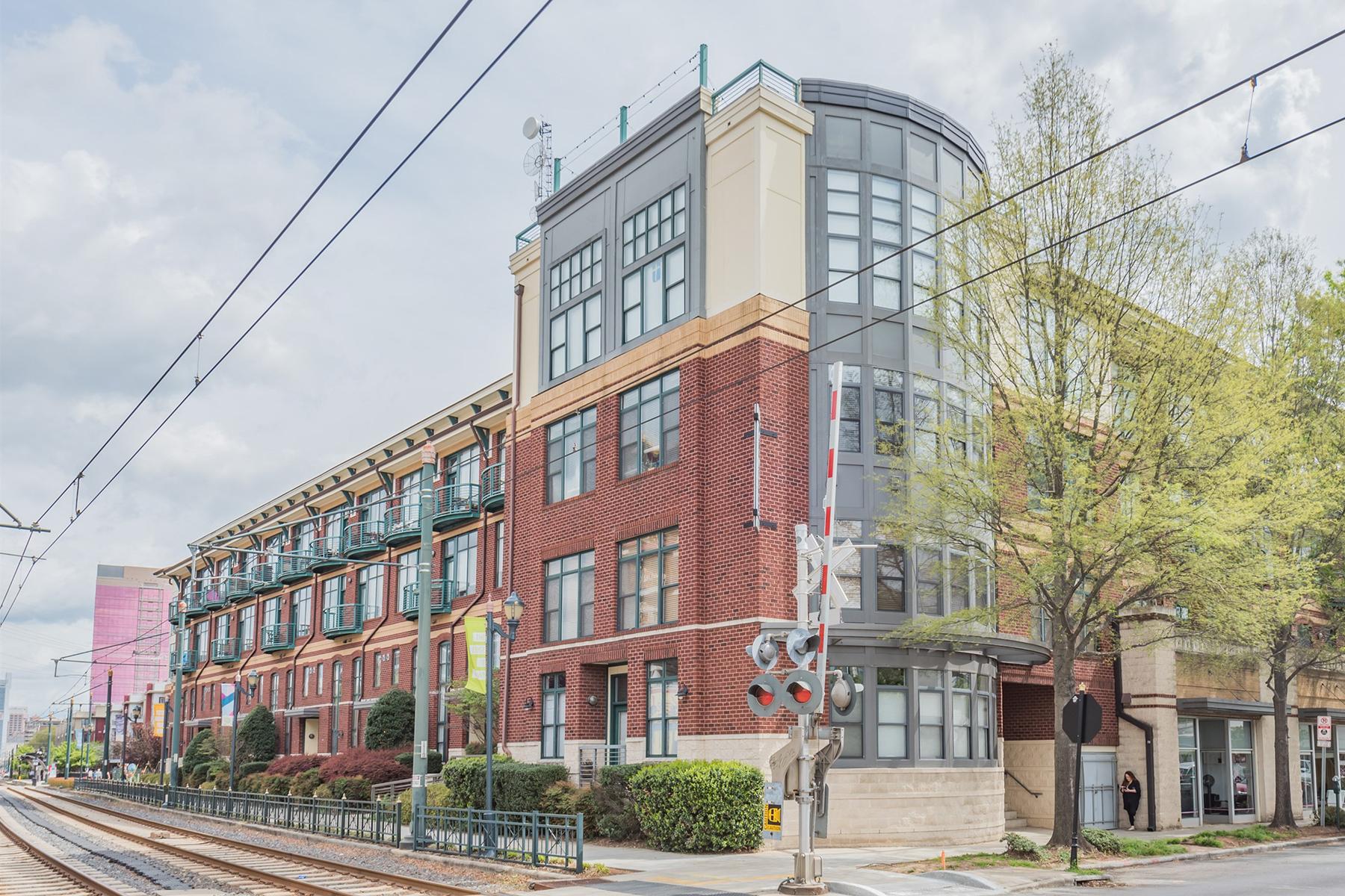 Condominium for Sale at SOUTH END 115 E Park Ave 104, Charlotte, North Carolina 28203 United States