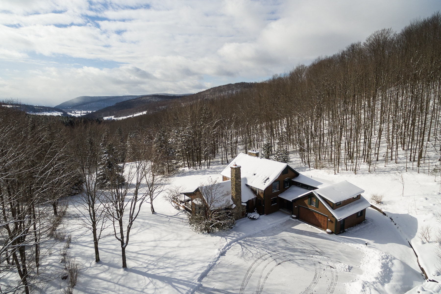 sales property at Private Ellicottville Compound