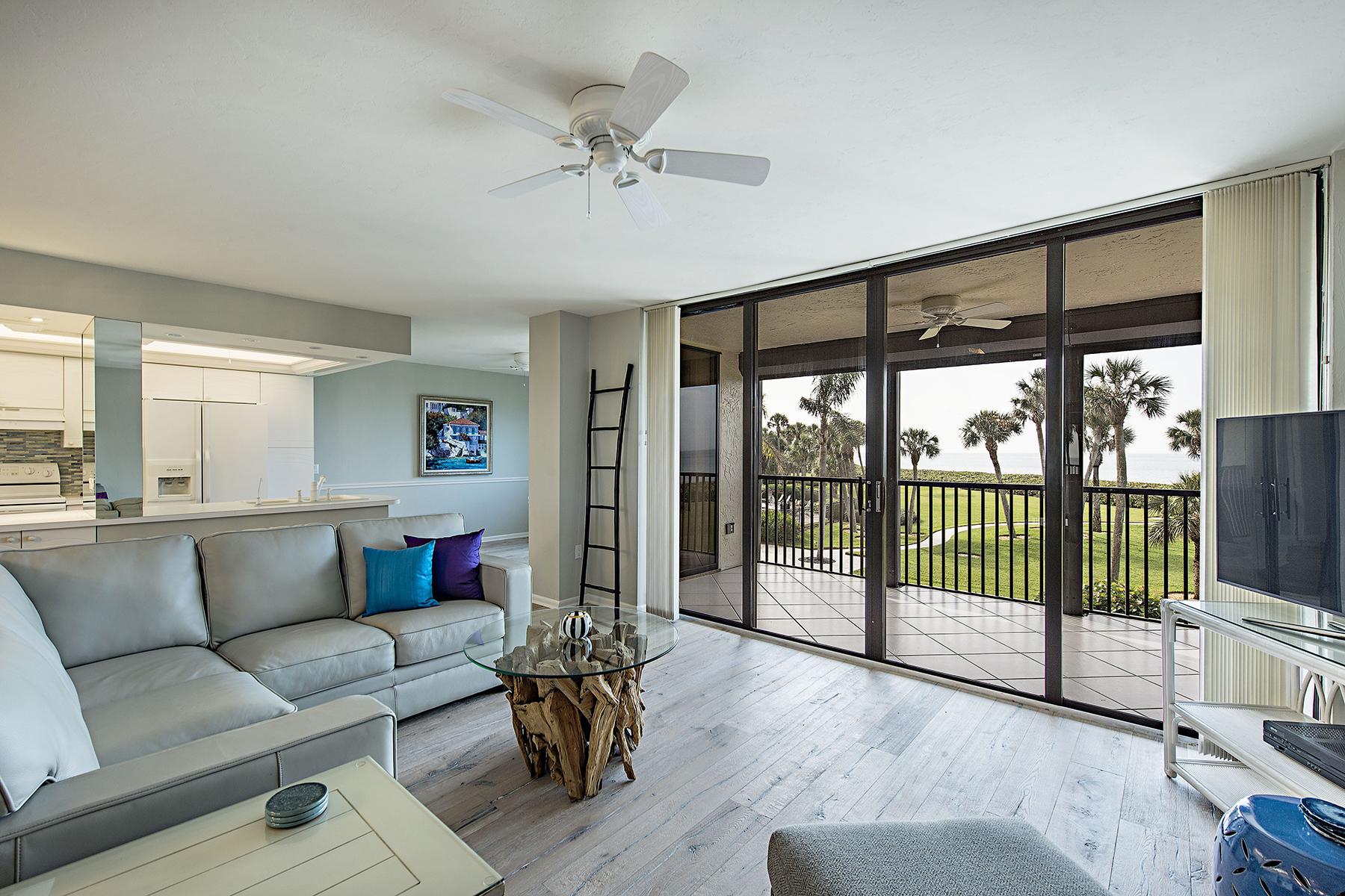 共管式独立产权公寓 为 销售 在 VANDERBILT BEACH - VANDERBILT GULF SHORE 10951 Gulf Shore Dr 104 那不勒斯, 佛罗里达州, 34108 美国
