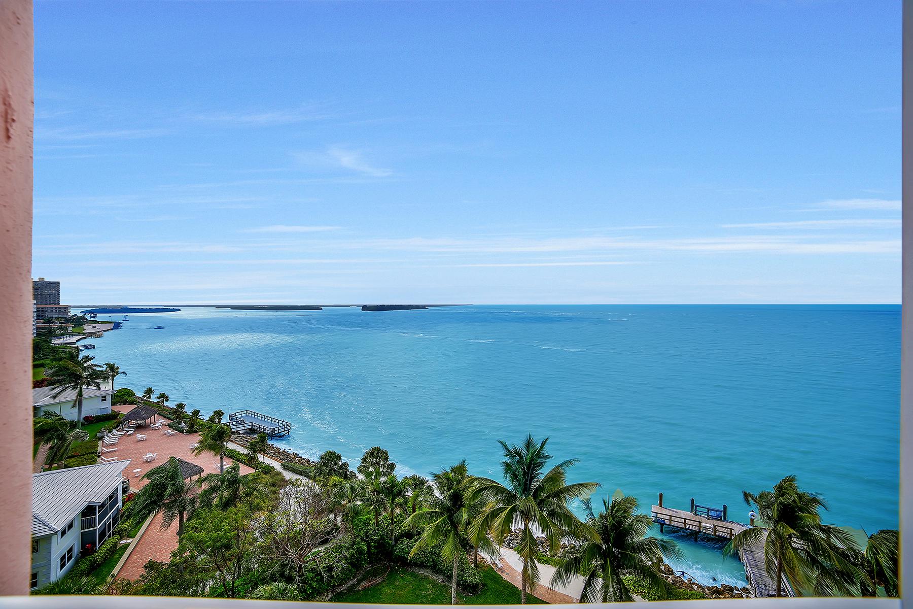 共管物業 為 出售 在 MARCO ISLAND 1000 S Collier Blvd 803 Marco Island, 佛羅里達州, 34145 美國