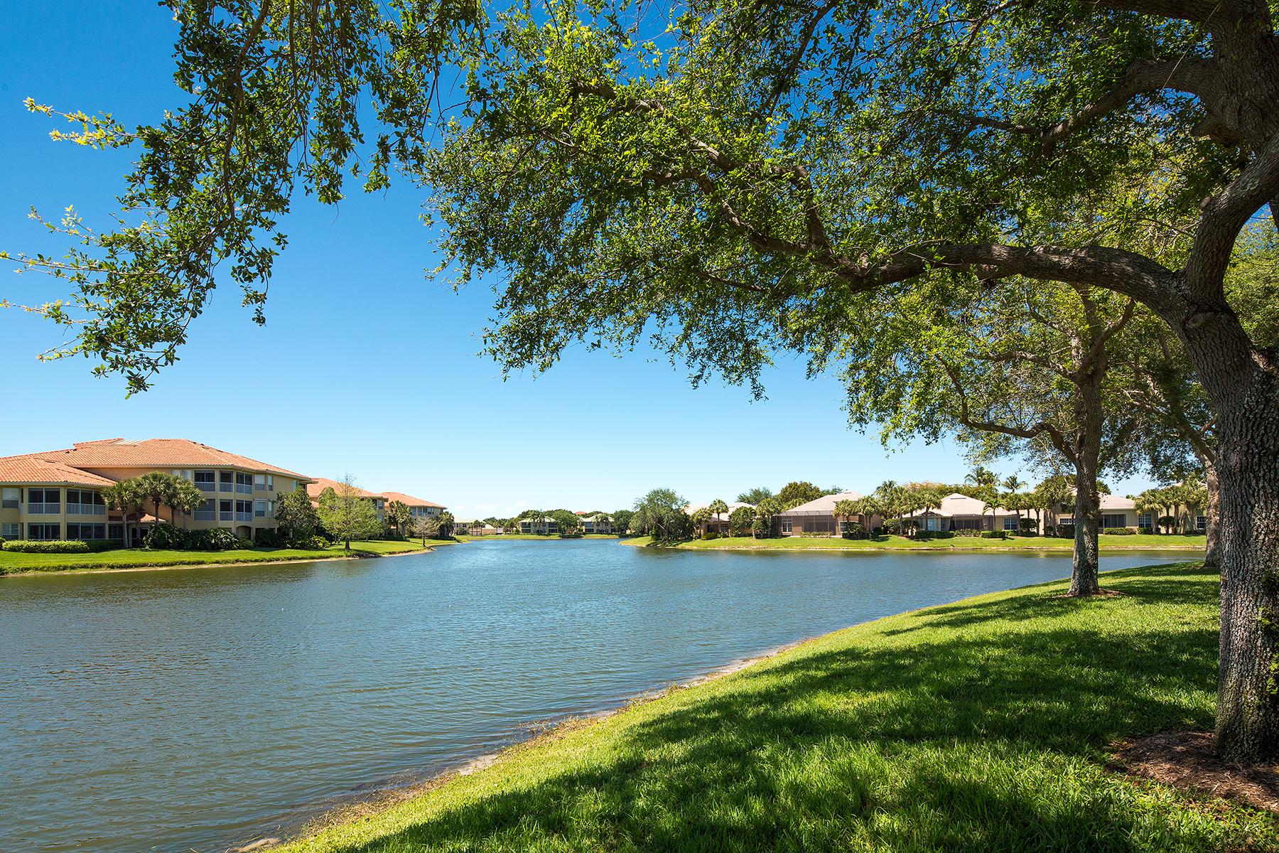 Condominium for Sale at PELICAN MARSH - RAVENNA 2414 Ravenna Blvd 202, Naples, Florida 34109 United States