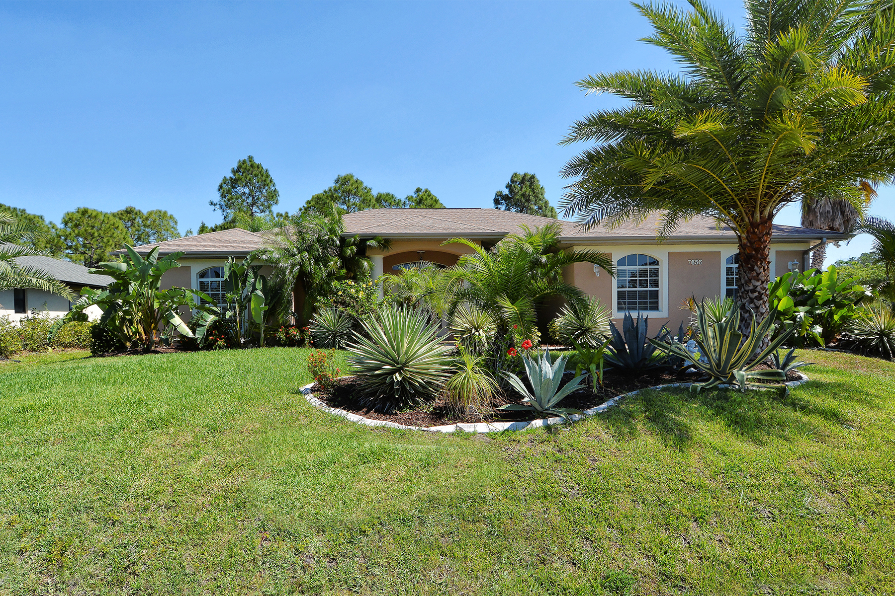 Single Family Home for Sale at NORTH PORT 7656 Veterans Pkwy North Port, Florida 34288 United States