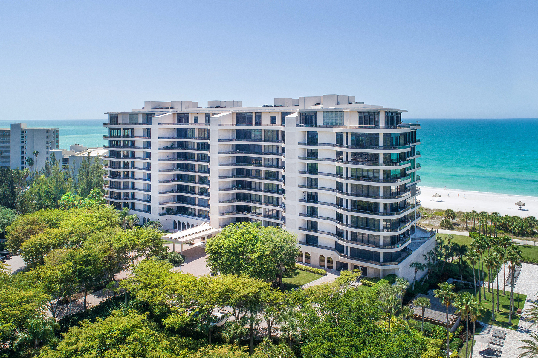 Condominium for Sale at L'AMBIANCE 415 L Ambiance Dr A601, Longboat Key, Florida 34228 United States