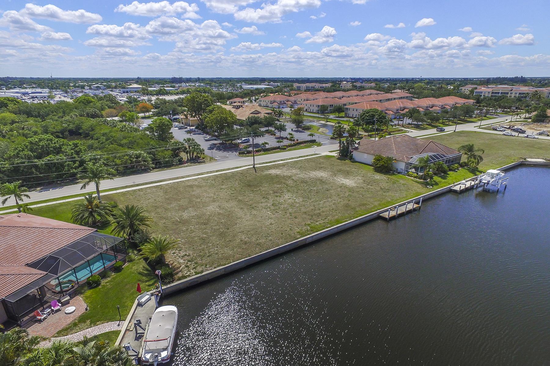 Land for Sale at PUNTA GORDA ISLES 2033 Magdalina Dr Punta Gorda, Florida 33950 United States