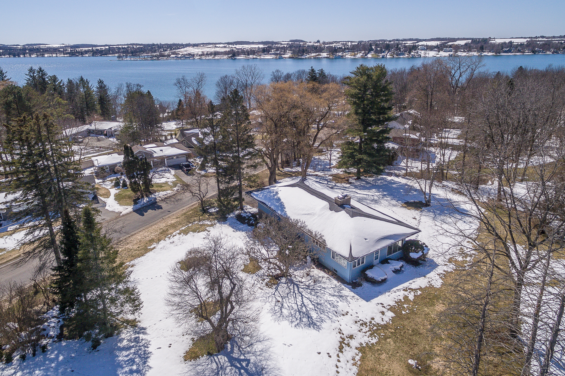 Single Family Home for Sale at Village Ranch with Lake Rights 14 Gayle Rd Skaneateles, New York 13152 United States