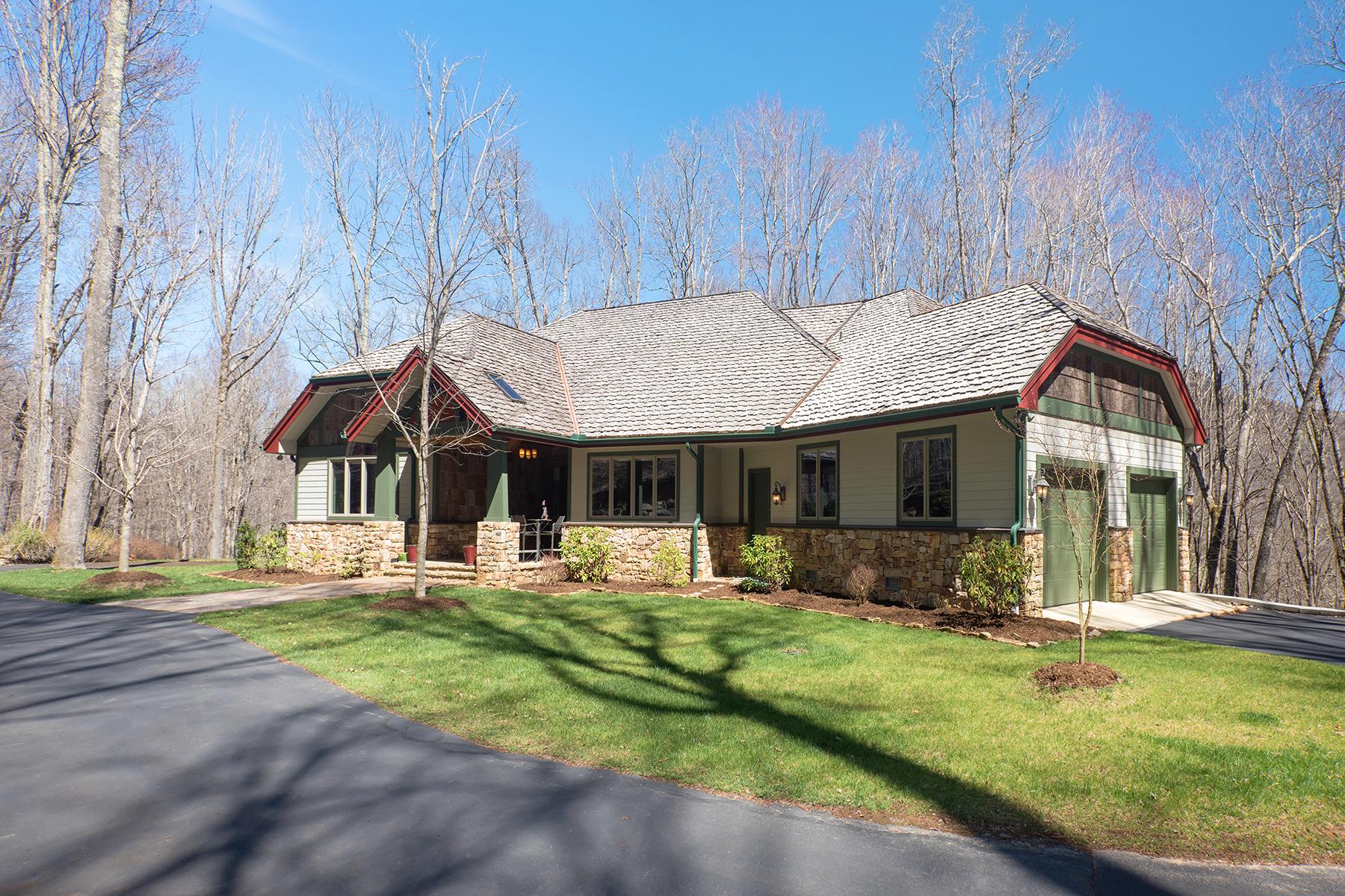 Maison unifamiliale pour l Vente à LINVILLE - LINVILLE RIDGE 115 Ridge Dr 1 Linville, Carolina Du Nord, 28646 États-Unis