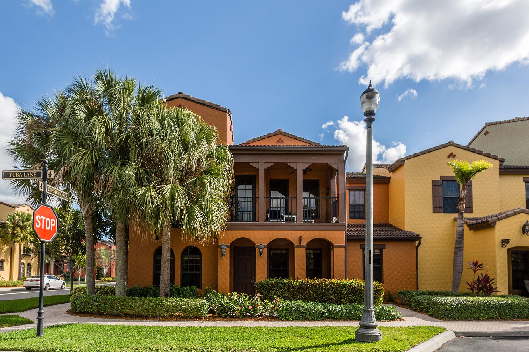 Condominium for Sale at Naples 9103 Capistrano St S 7705, Naples, Florida, 34113 United States