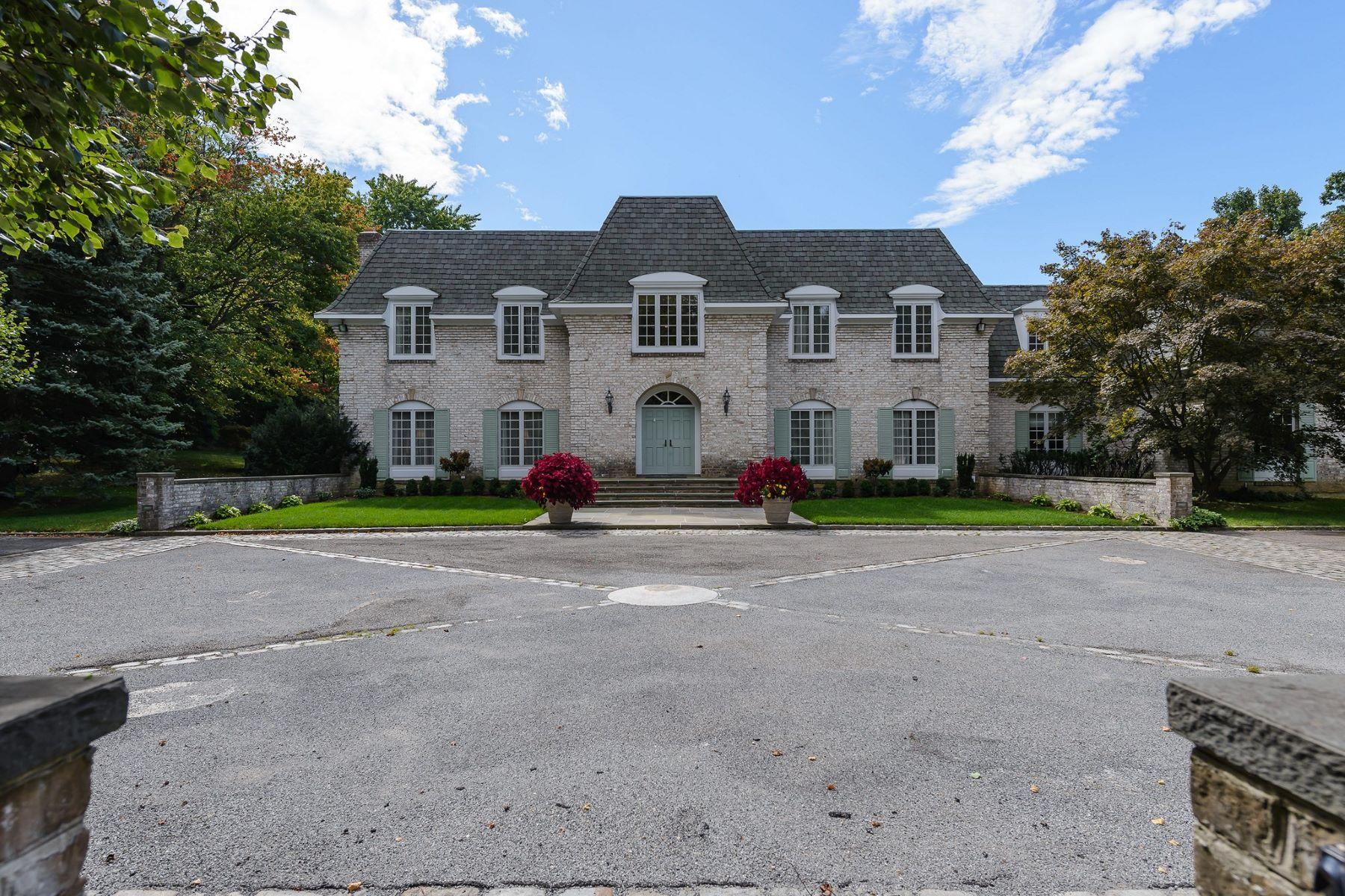 Casa Unifamiliar por un Venta en 6 Pondview Dr , Upper Brookville, NY 11771 6 Pondview Dr, Upper Brookville, Nueva York, 11771 Estados Unidos