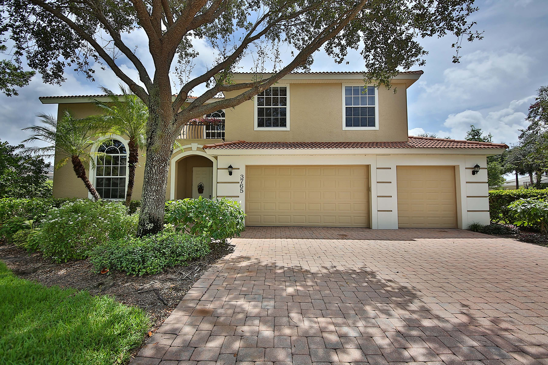 Single Family Home for Sale at FOREST PARK 3765 Baldwin Ln, Naples, Florida 34116 United States