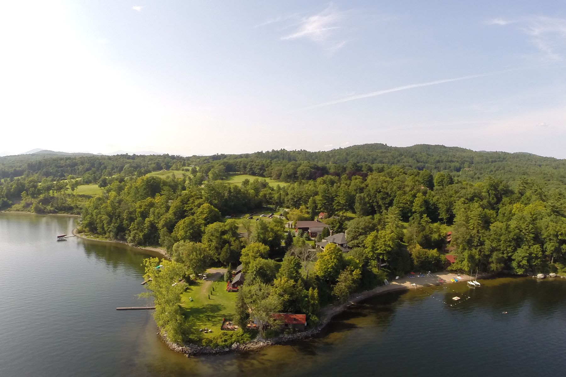Other Residential for Sale at Normandie Beach Resort 96 Furnace Point Way Westport, New York 12993 United States