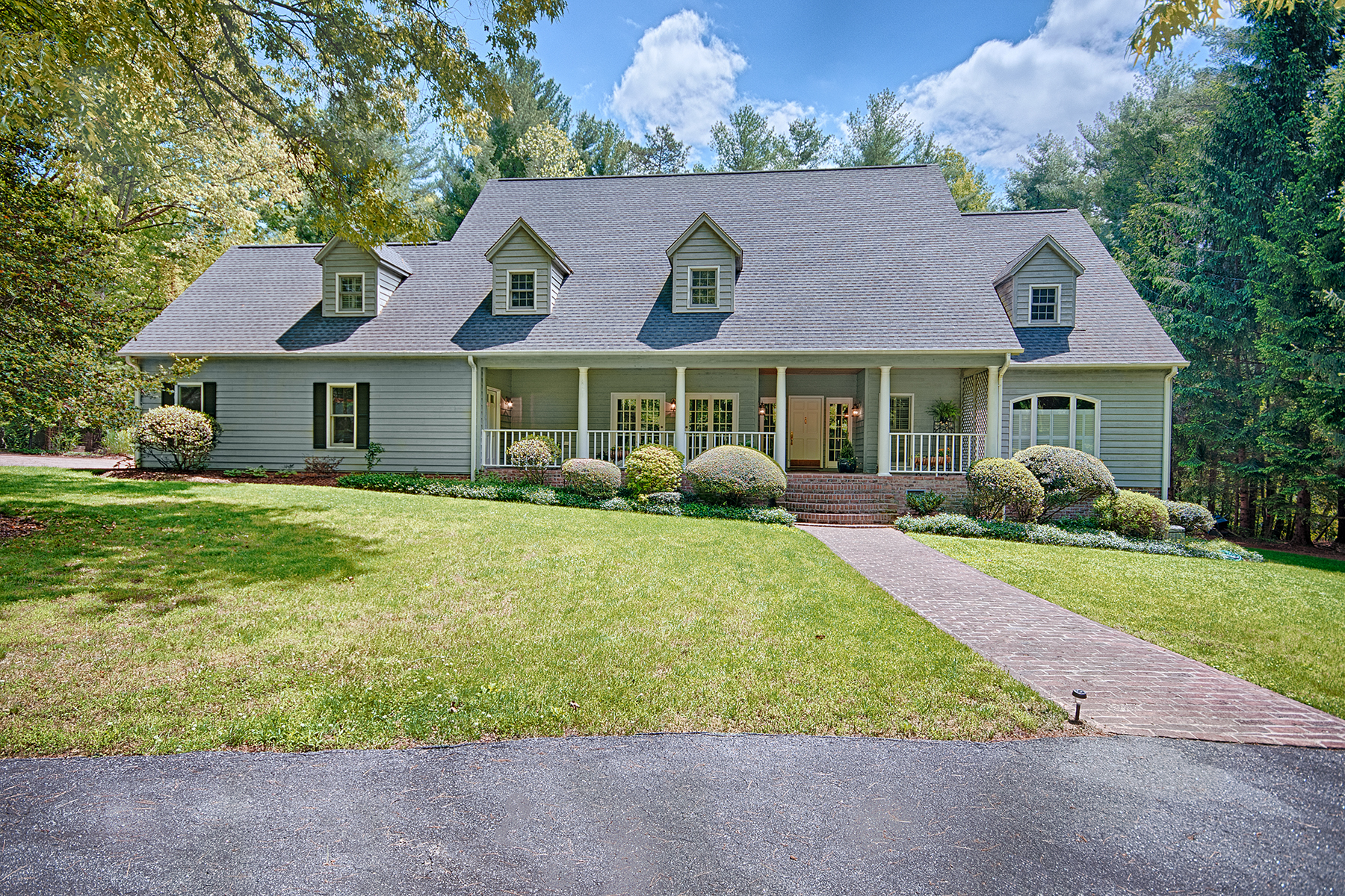 Single Family Home for Sale at ASHEVILLE 265 Holly Arbor Ln Asheville, North Carolina, 28803 United States