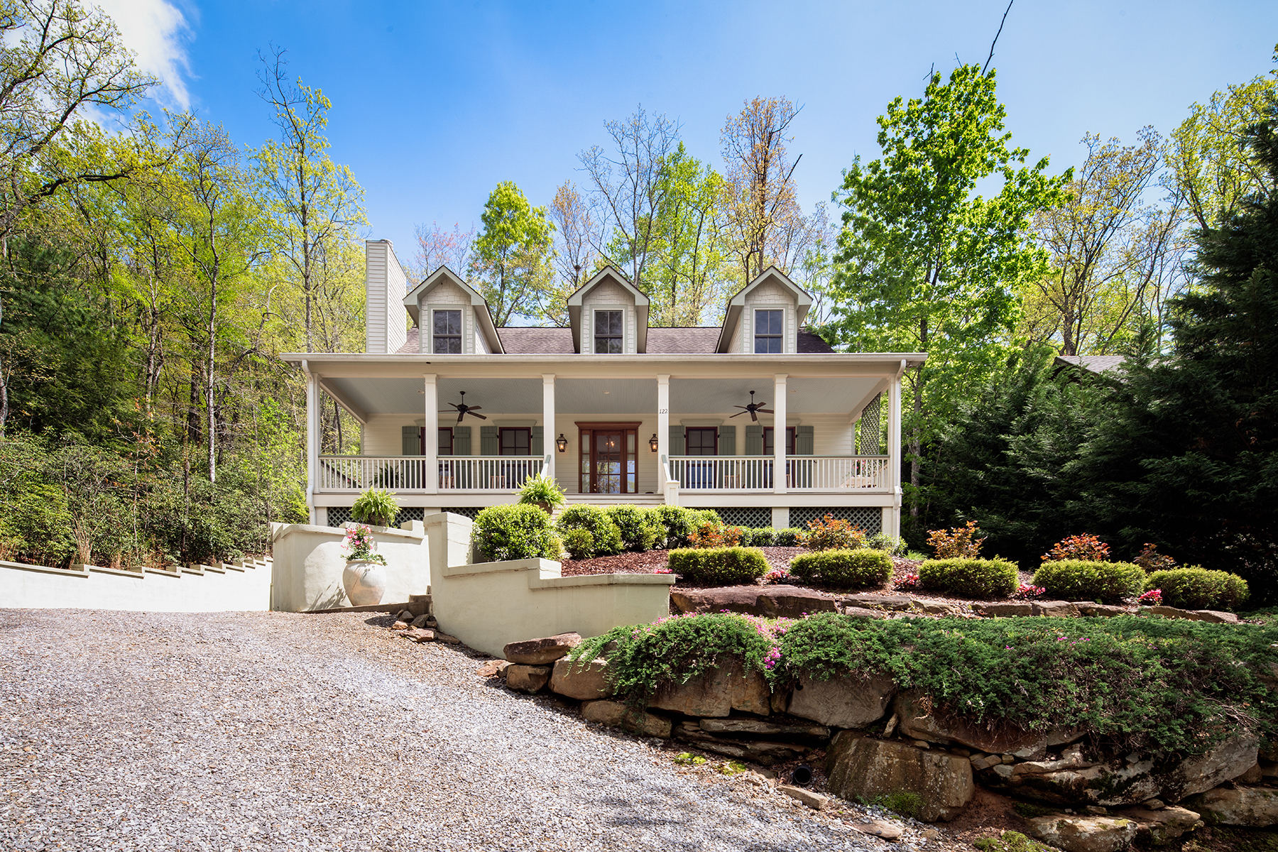 Single Family Home for Sale at MONTREAT 122 Shenandoah Terr, Montreat, North Carolina 28757 United States