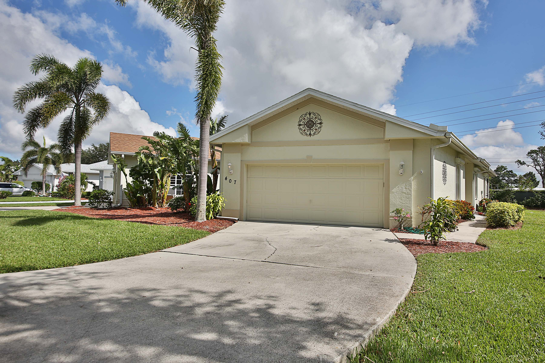 Townhouse for Sale at Naples 407 Crossfield Cir 83, Naples, Florida 34104 United States