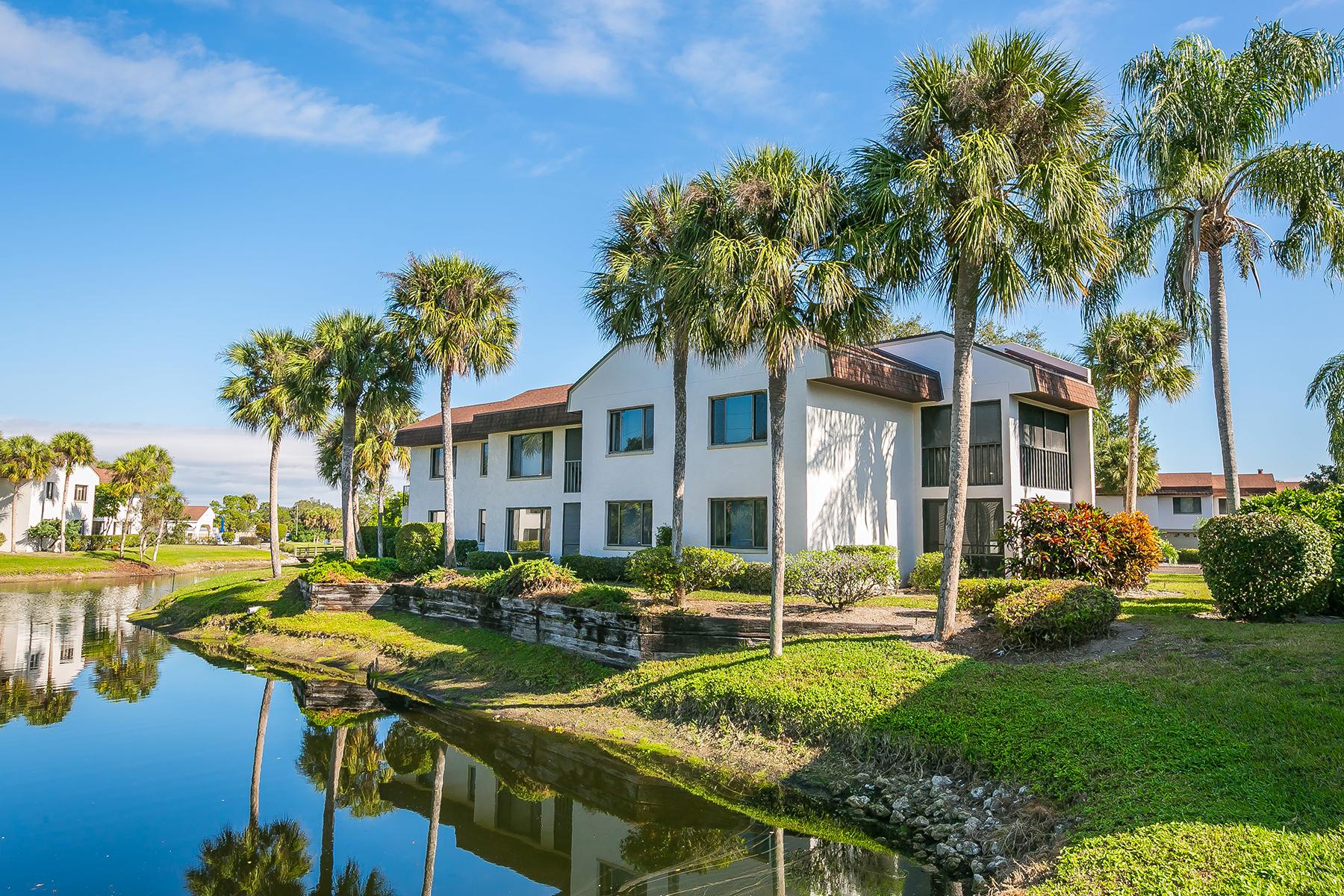 Condominium for Sale at SUMMER GREEN 816 Capri Isles Blvd 221, Venice, Florida 34292 United States