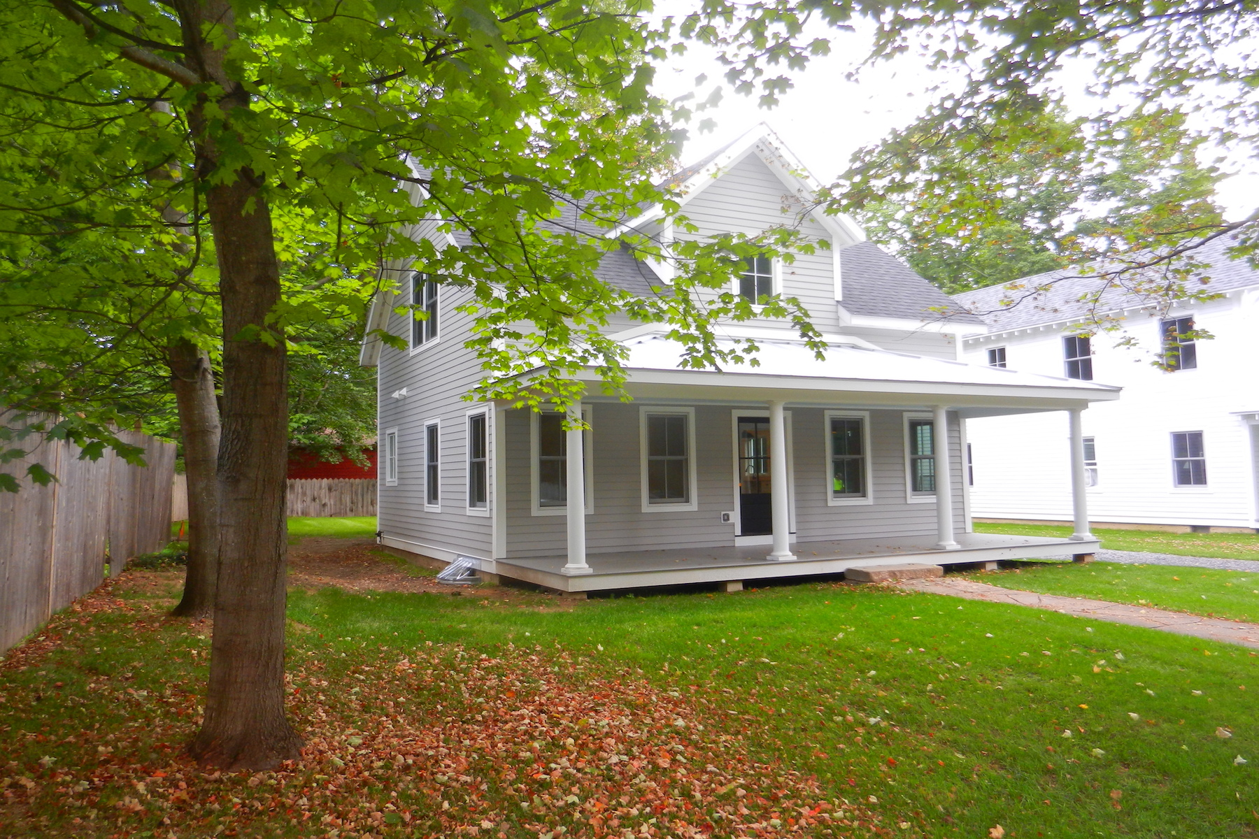 Additional photo for property listing at New Construction in Historic Kinderhook Village 1  Church Kinderhook, New York 12106 United States