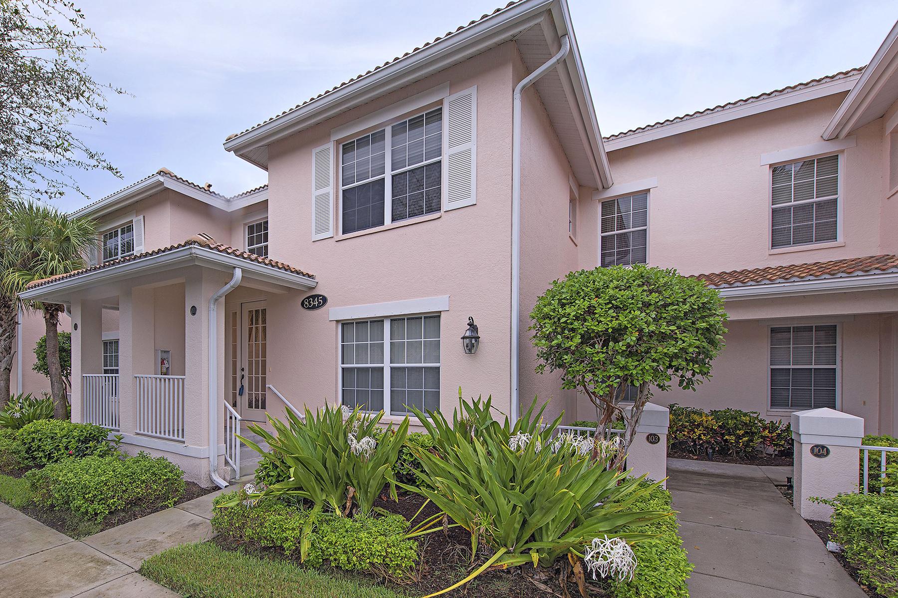 Eigentumswohnung für Verkauf beim FIDDLERS CREEK 8345 Whisper Trace Way 203 Naples, Florida, 34114 Vereinigte Staaten