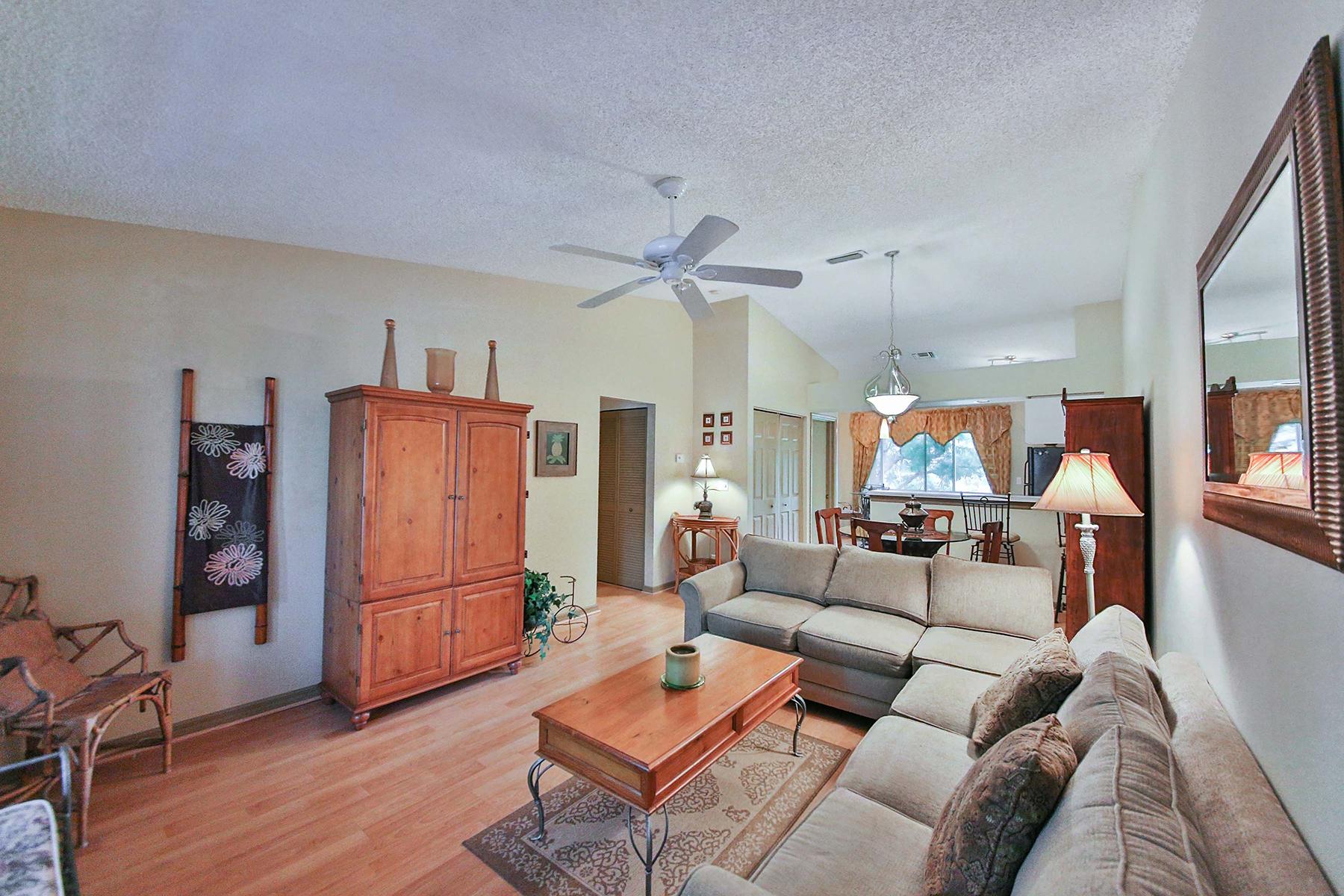 Condominium for Rent at QUAIL RUN - VERANDAS 259 Quail Forest Blvd 208, Naples, Florida 34105 United States