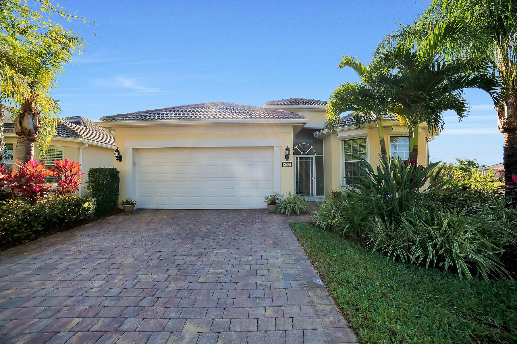 Single Family Home for Sale at VERONA WALK 8886 Ravello Ct, Naples, Florida 34114 United States