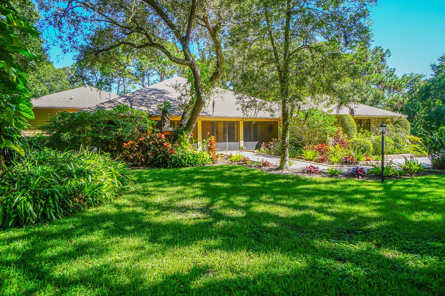 Частный односемейный дом для того Продажа на THE MEADOWS 3640 Longmeadow Sarasota, Флорида, 34235 Соединенные Штаты