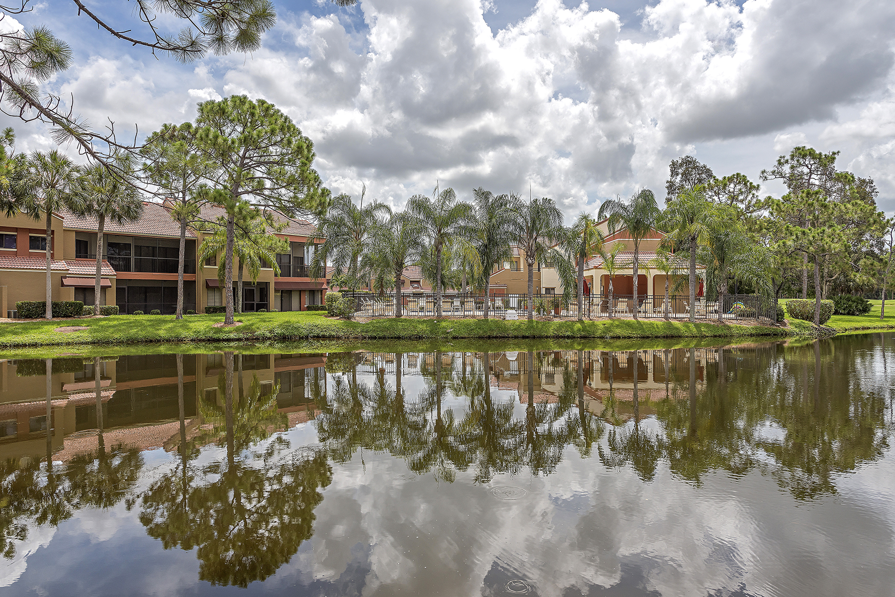 Condominium for Sale at EAGLE RIDGE - PINES 7150 Golden Eagle Ct 221, Fort Myers, Florida 33912 United States