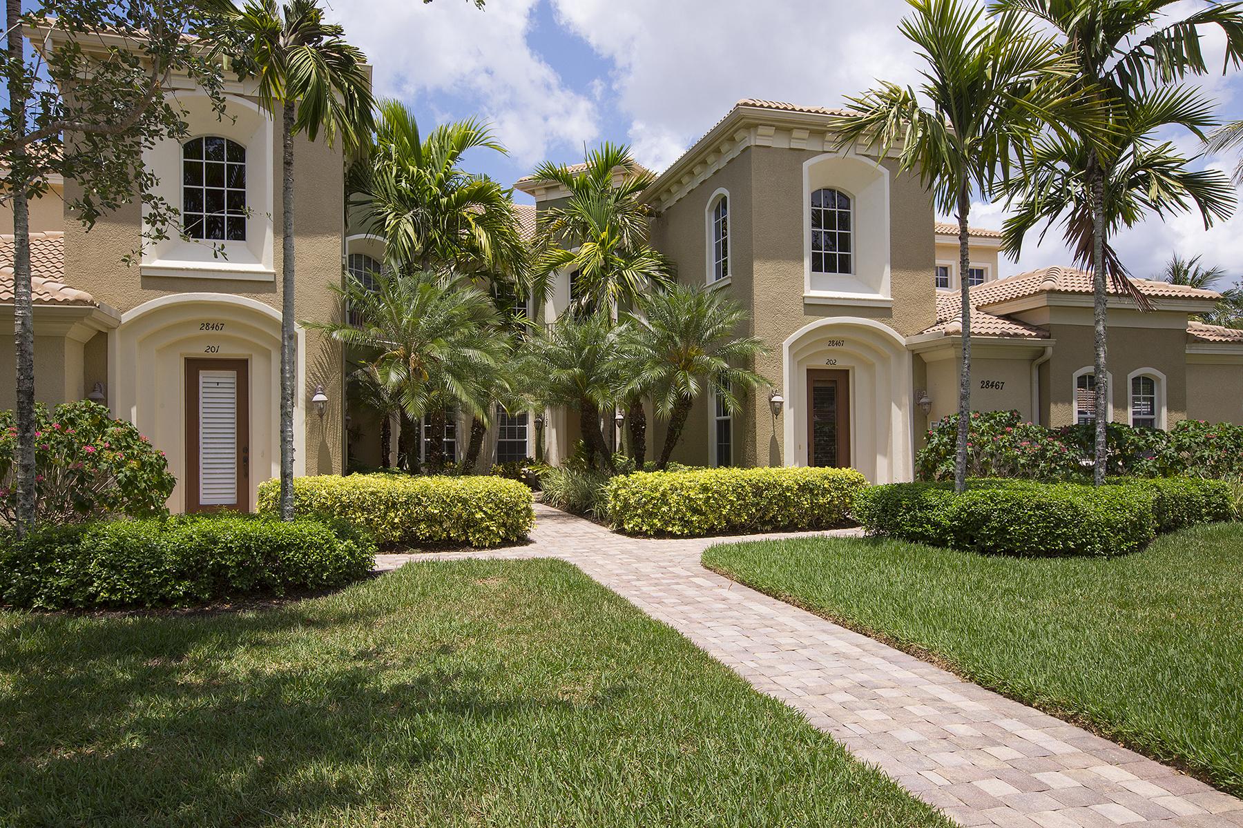 共管式独立产权公寓 为 销售 在 CASSIA AT VASARI 28467 Altessa Way 202, 博尼塔温泉, 佛罗里达州 34135 美国