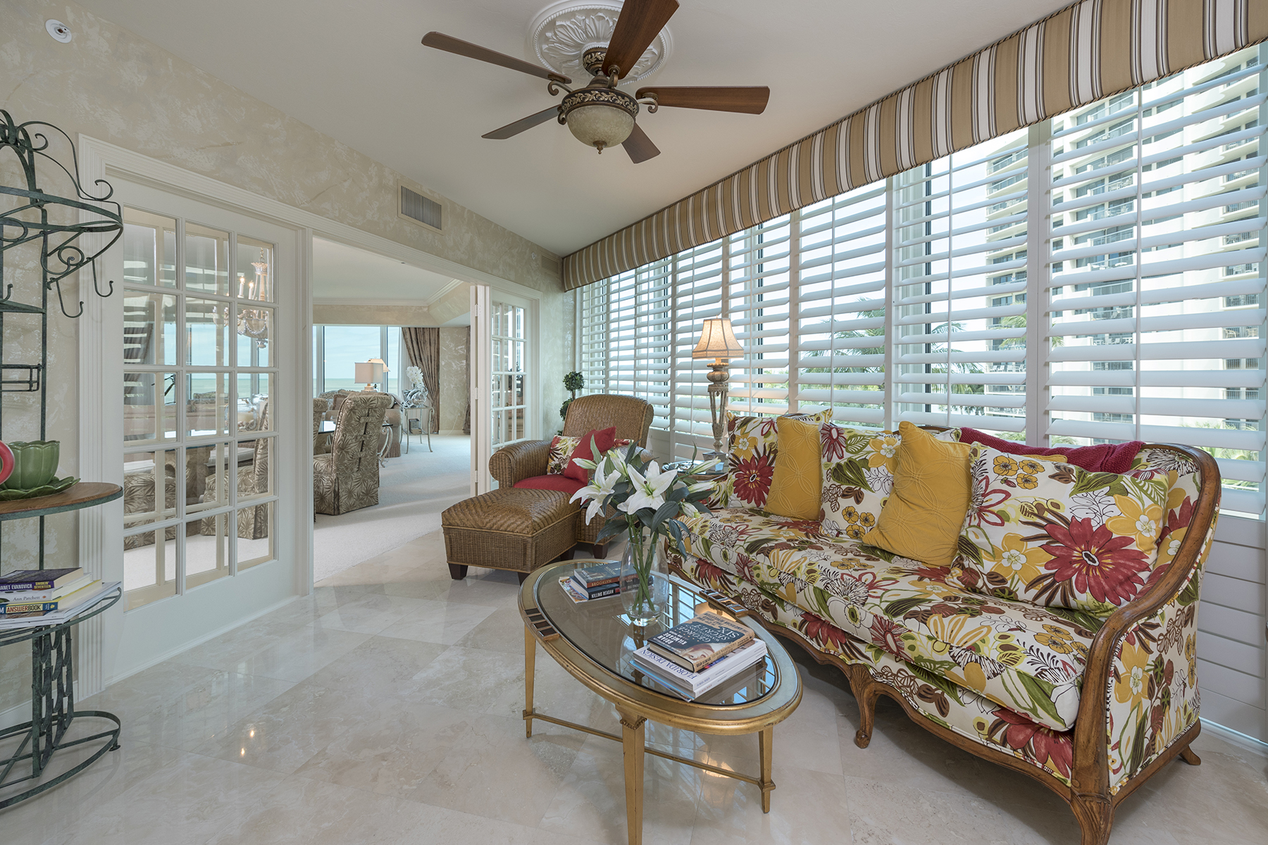 Additional photo for property listing at PARK SHORE - LE CIEL PARK TOWER 3991  Gulf Shore Blvd  N 204,  Naples, Florida 34103 United States