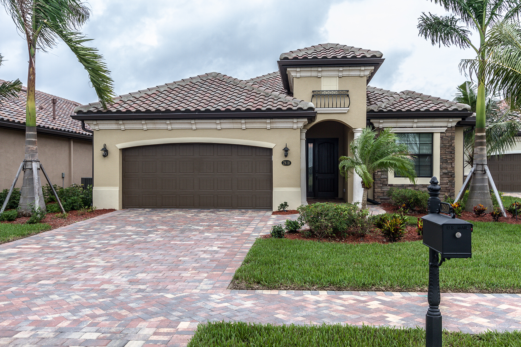 Single Family Home for Rent at FIDDLERS CREEK - MILLBROOK 2810 Aviamar Cir, Naples, Florida 34114 United States