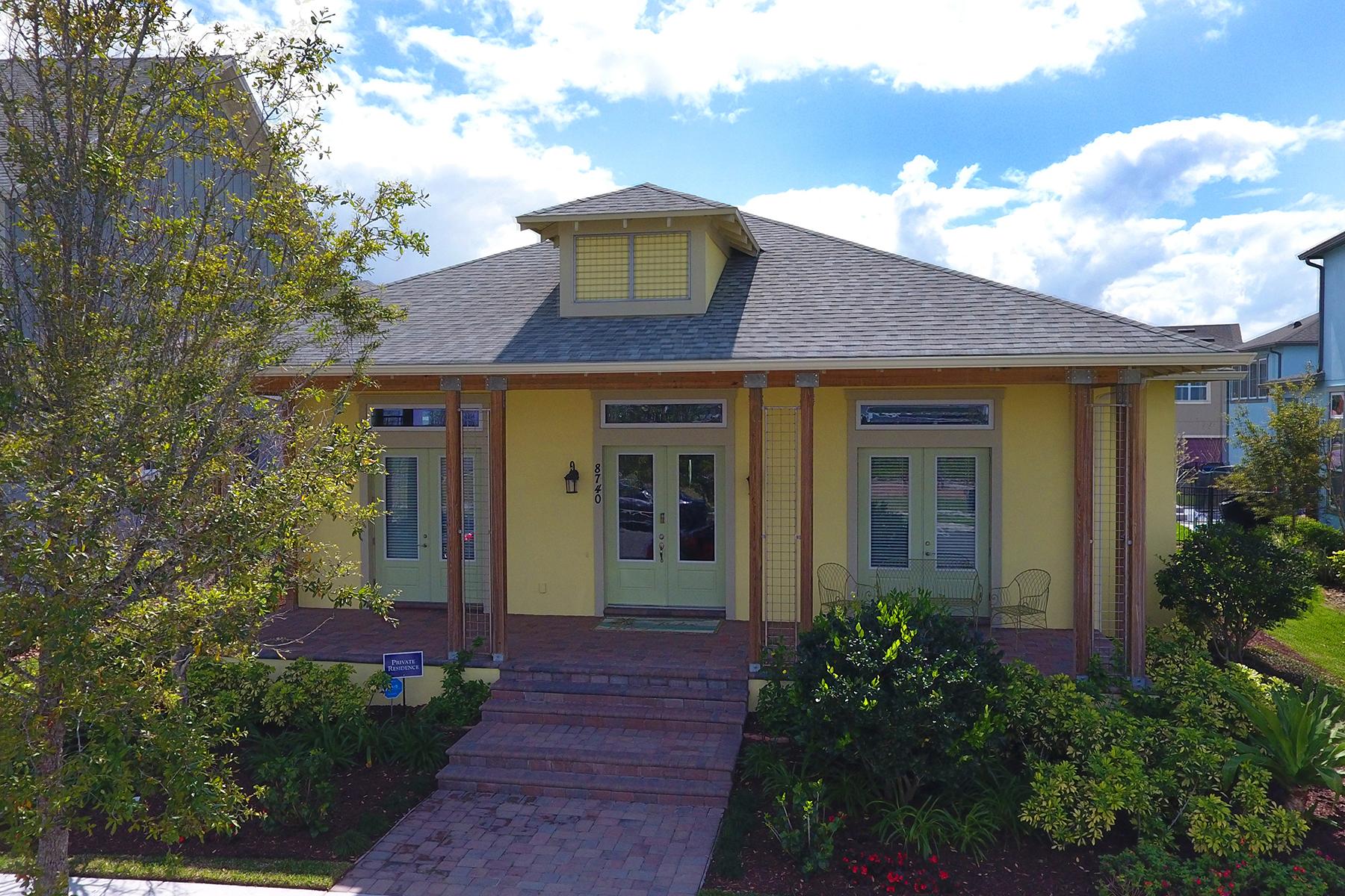 Tek Ailelik Ev için Satış at ORLANDO - LAKE NONA 8740 Pinter St Orlando, Florida, 32827 Amerika Birleşik Devletleri