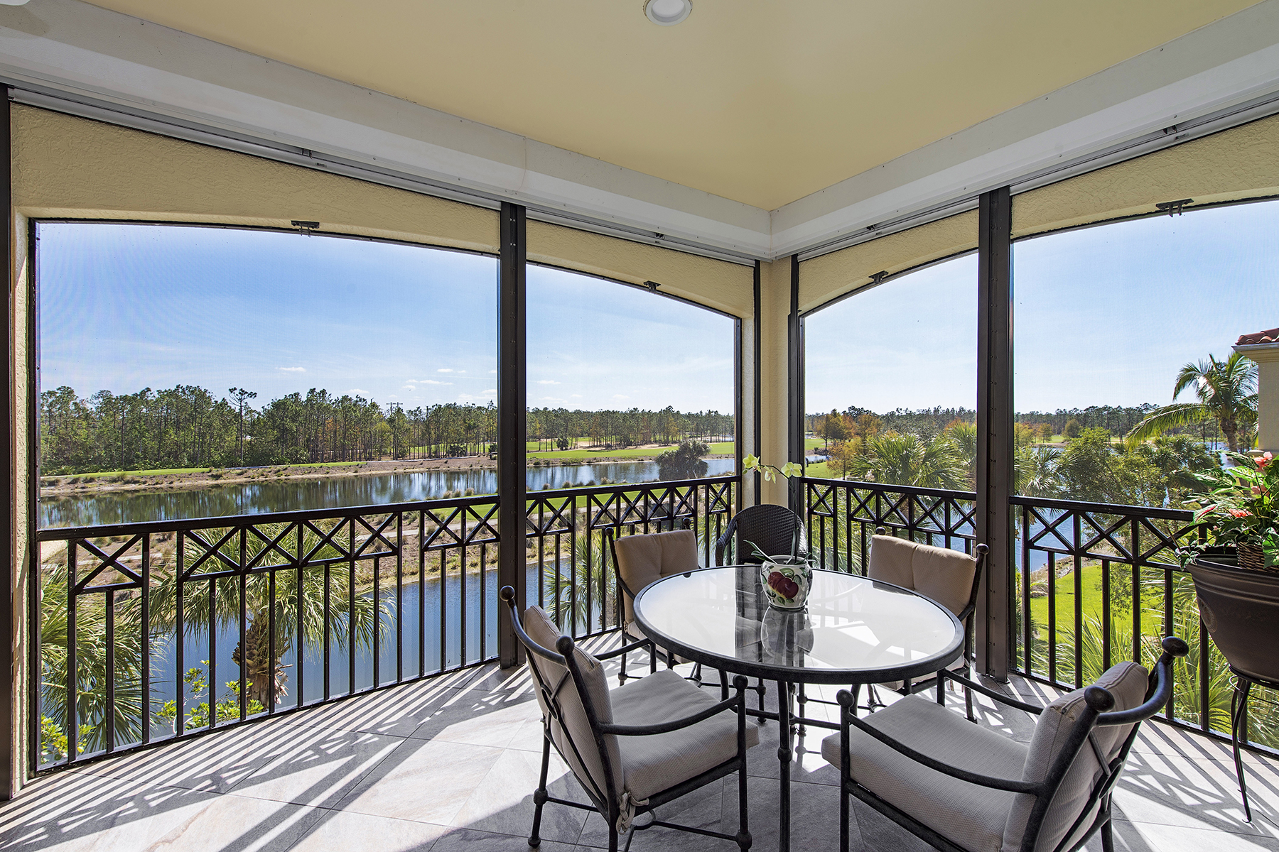 Condominium for Sale at CASTILLO AT TIBURON 2814 Tiburon Blvd E 103, Naples, Florida 34109 United States