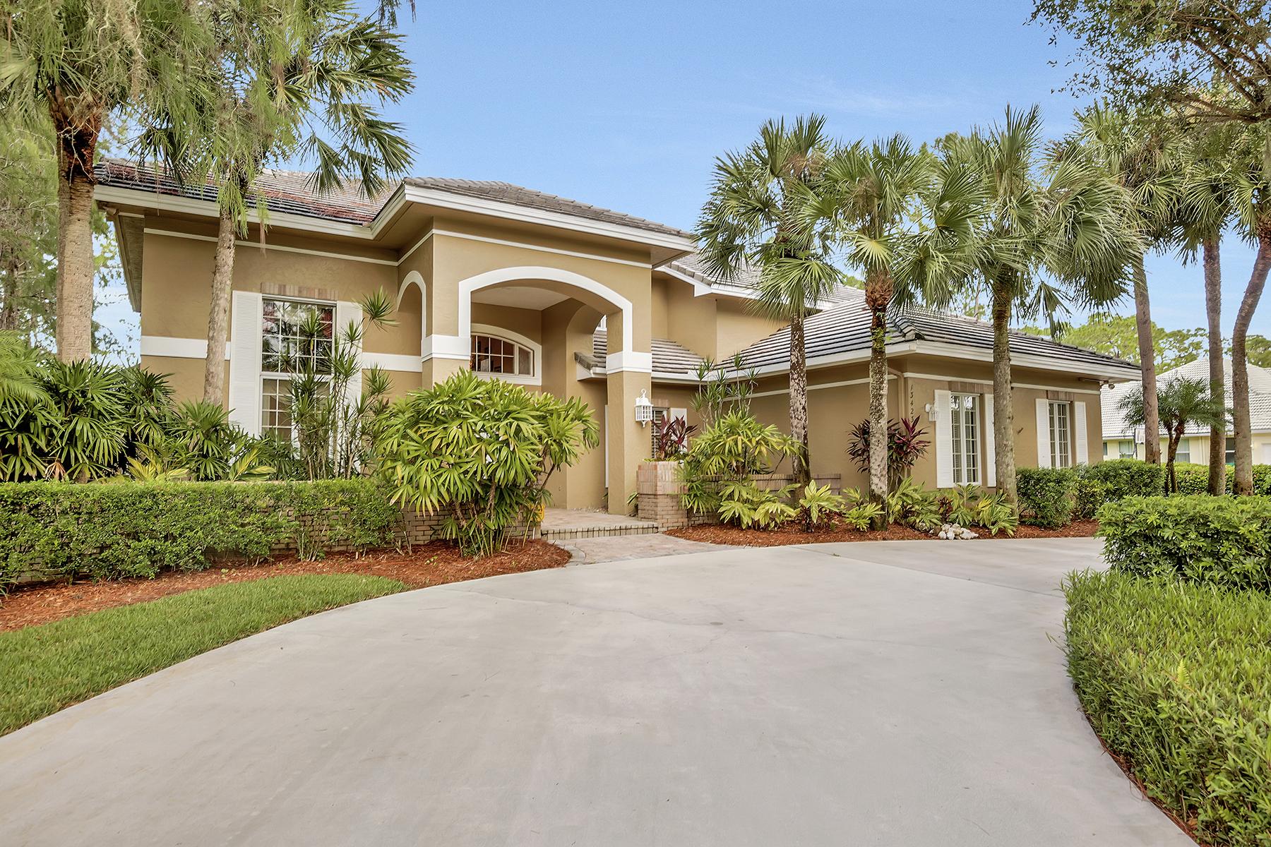 独户住宅 为 销售 在 QUAIL CREEK 13423 Pond Apple Dr E Quail Creek, 那不勒斯, 佛罗里达州, 34119 美国