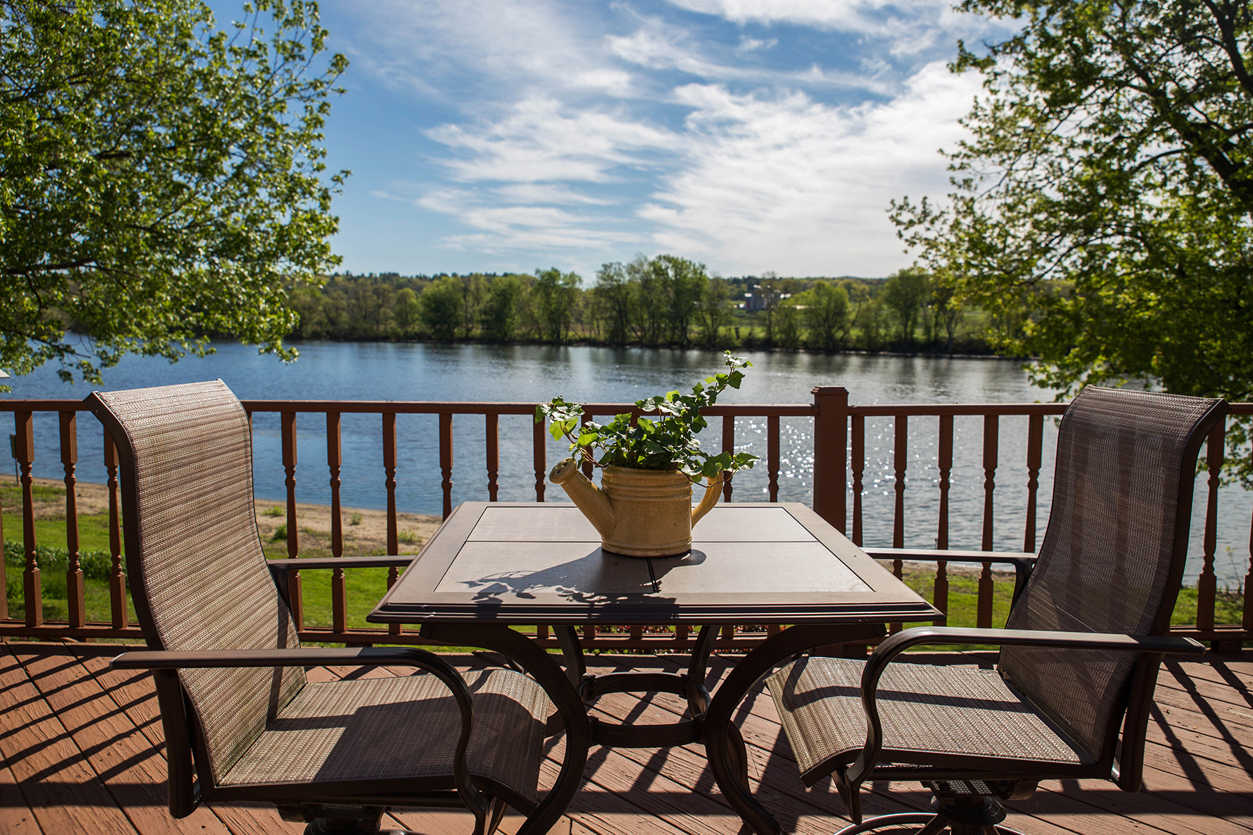 Single Family Home for Sale at Waterfront Compound On The Hudson River 110 Garnsey Ln Schuylerville, New York 12871 United States