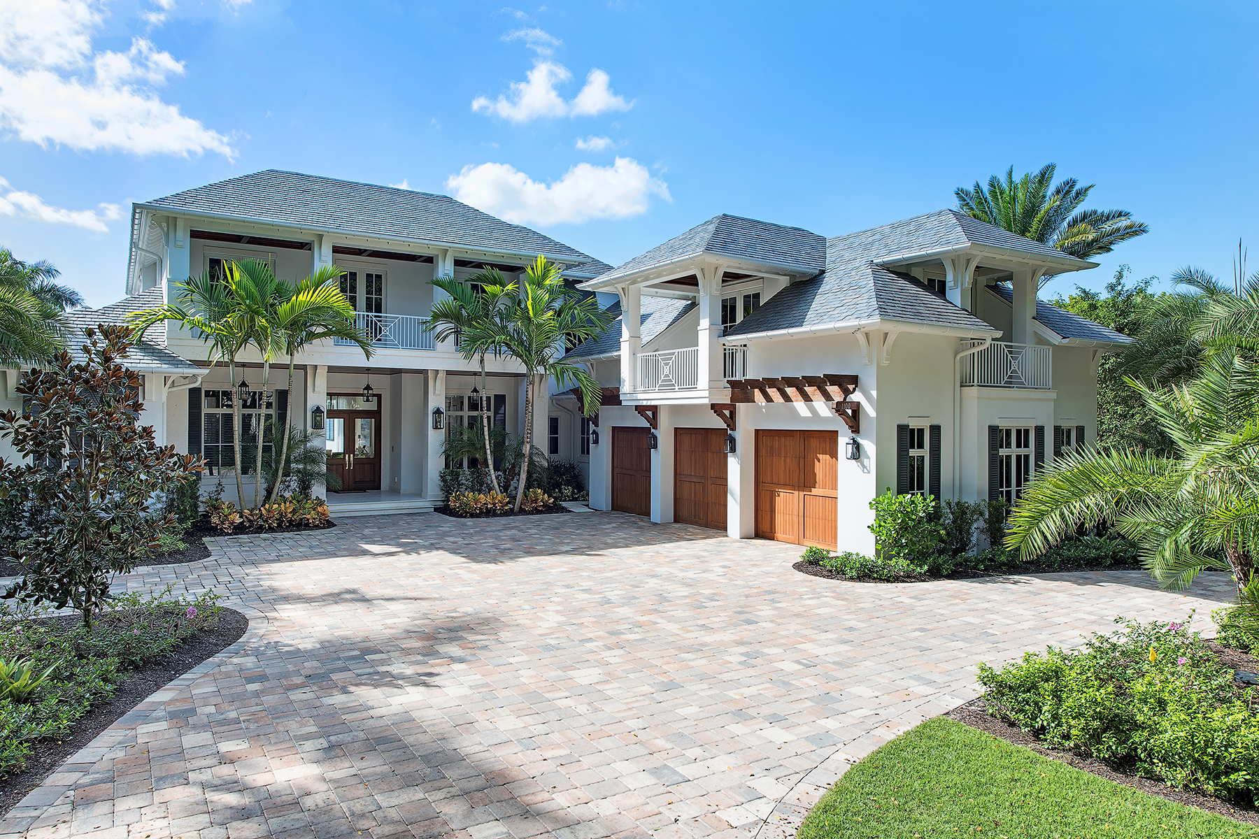 Single Family Home for Sale at PORT ROYAL 1100 Galleon Dr Port Royal, Naples, Florida, 34102 United States