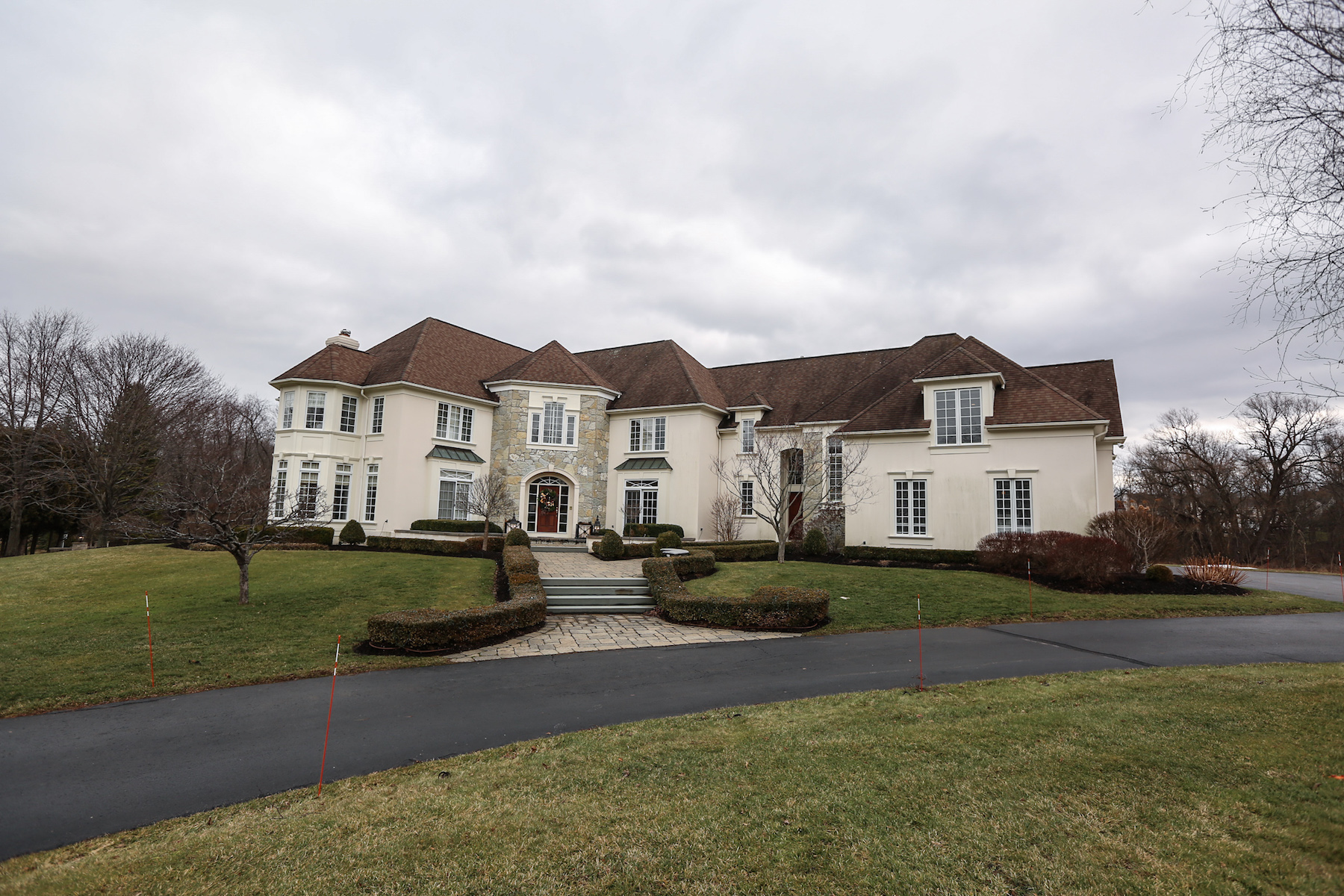 Autre – Résidentiel pour l Vente à Kingsfield Drive Estate 8 Kingsfield Dr Pittsford, New York 14534 États-Unis