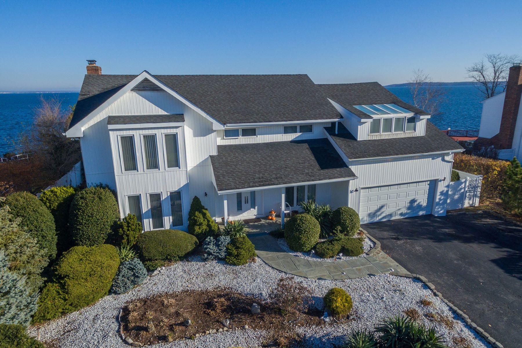 独户住宅 为 销售 在 45 N Oak Point Dr , Bayville, NY 11709 贝维尔, 纽约州, 11709 美国