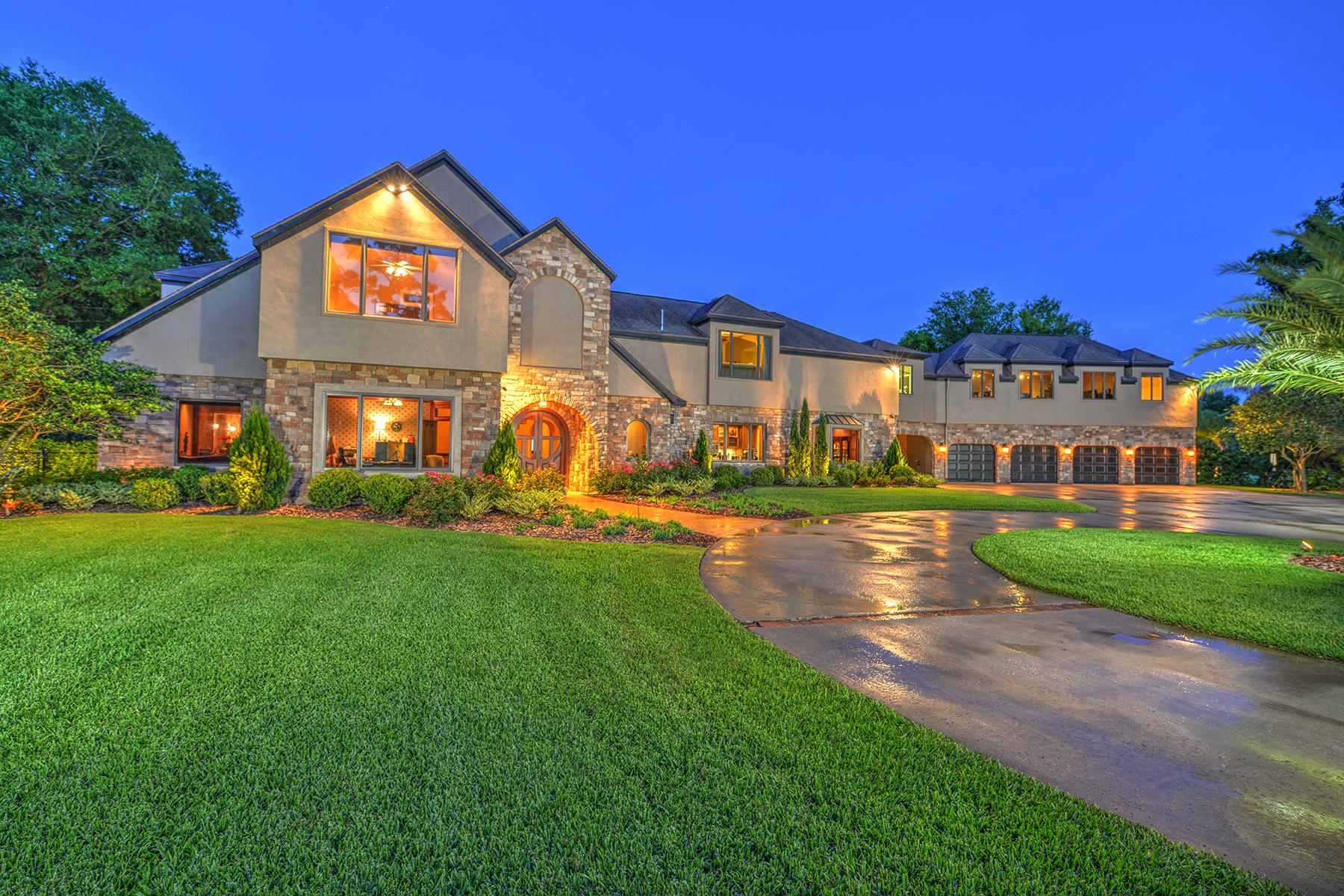 獨棟家庭住宅 為 出售 在 ORMOND BEACH 425 Pine Bluff Trl Ormond Beach, 佛羅里達州, 32174 美國