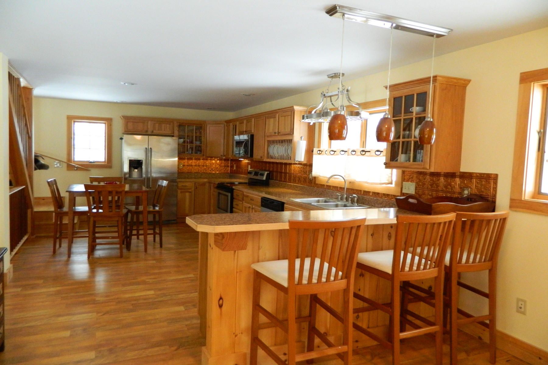 Additional photo for property listing at New Adirondack Chalet 1205  Harrisburg Rd Stony Creek, Nueva York 12878 Estados Unidos