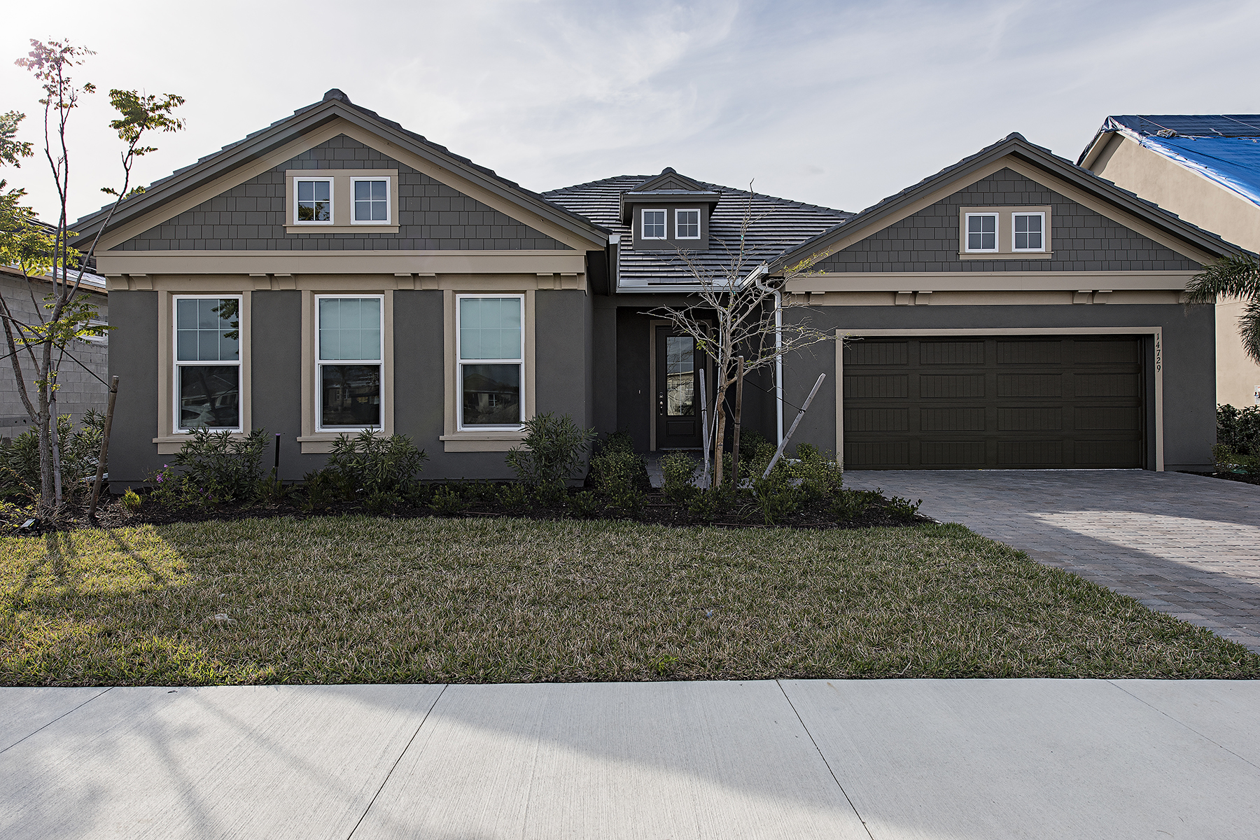 Single Family Home for Sale at NAPLES RESERVE 14729 Windward Ln, Naples, Florida 34114 United States