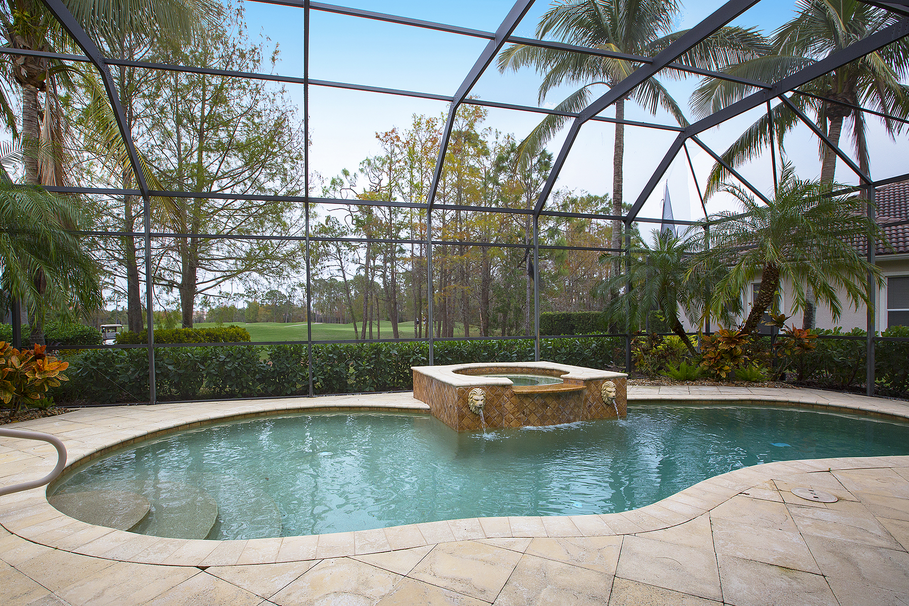 Additional photo for property listing at OLDE CYPRESS 7465  Treeline Dr,  Naples, Florida 34119 United States