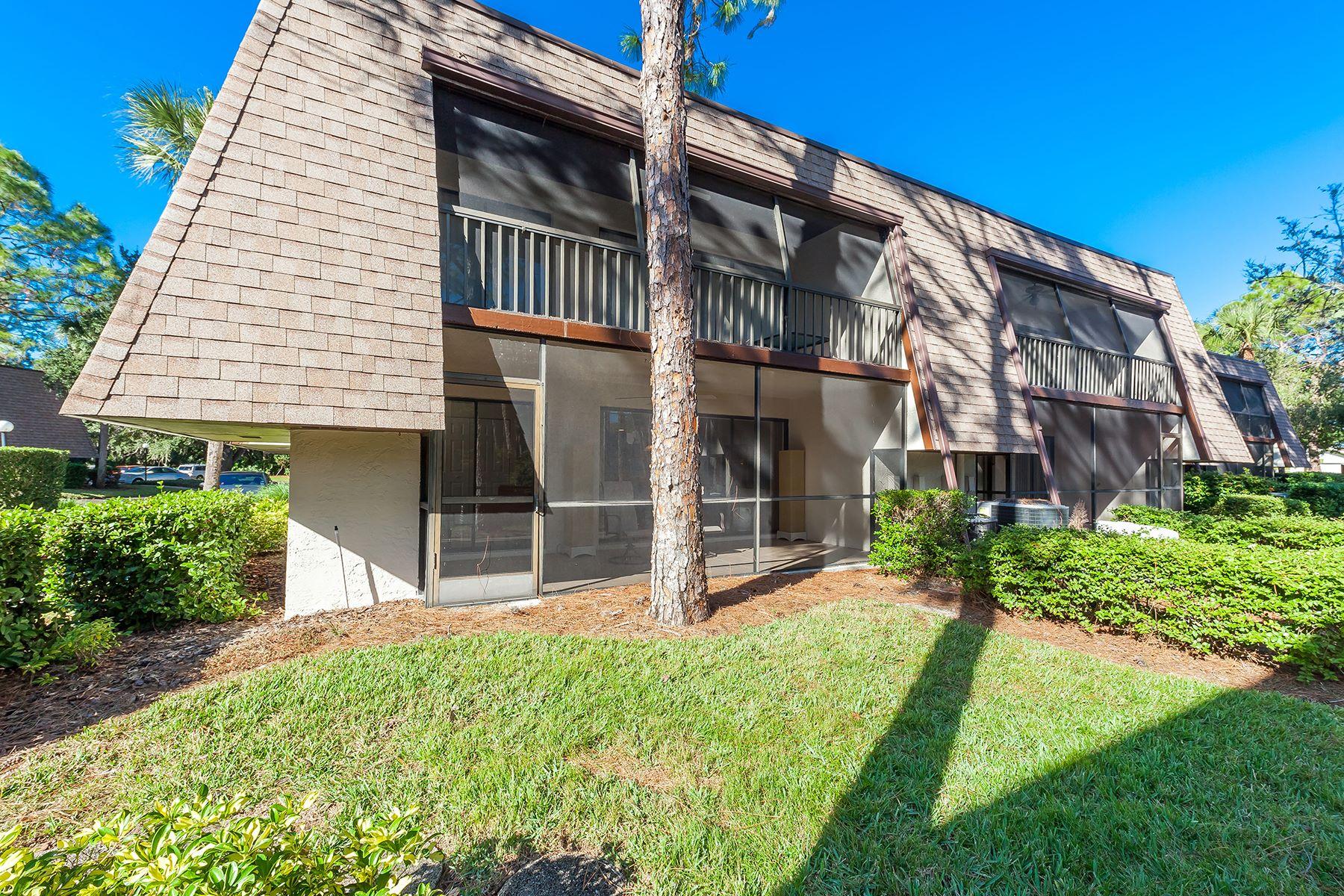 Condominio por un Venta en PIENBROOK HOLLOW 4602 Ringwood 13 Sarasota, Florida, 34235 Estados Unidos